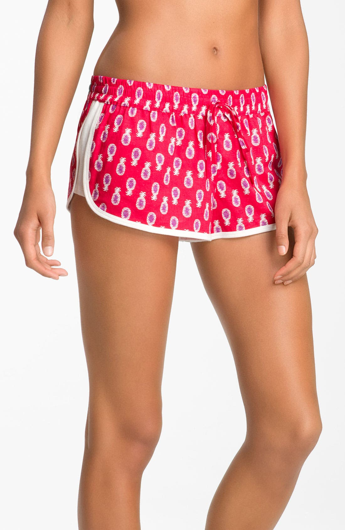 Main Image - Kensie 'Valerie Abroad' Boxer Shorts