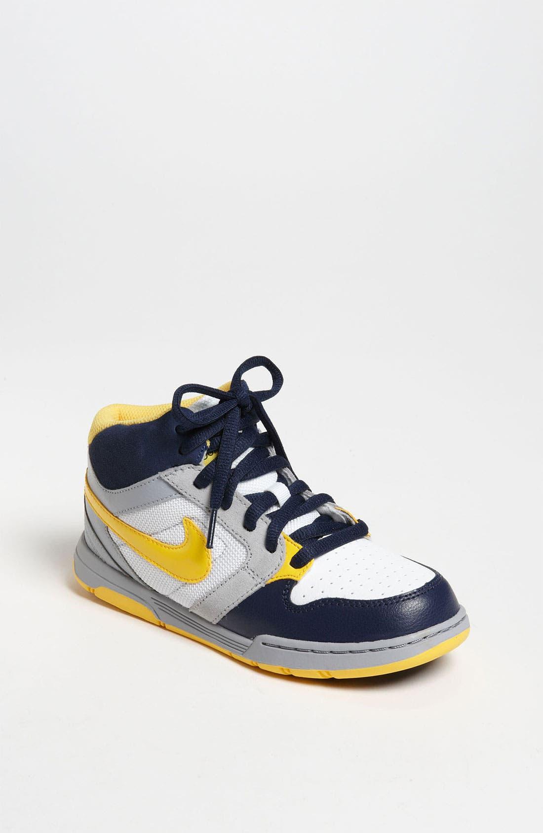 Main Image - Nike 'Mogan Mid 3' Sneaker (Toddler, Little Kid & Big Kid)