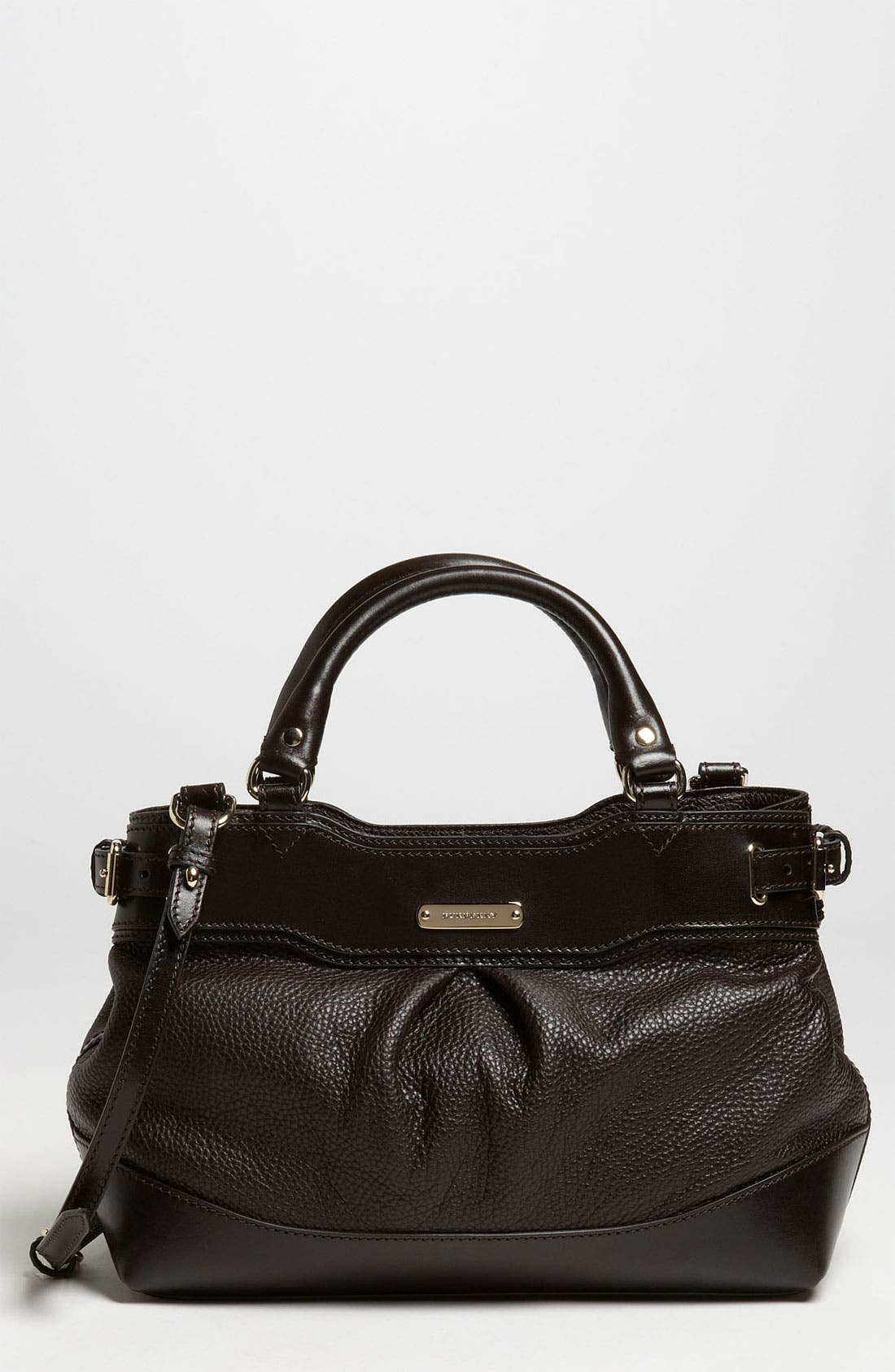 Main Image - Burberry 'London Grainy' Leather Tote