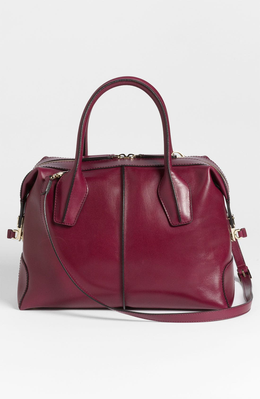 Alternate Image 4  - Tod's 'D-Styling - Small' Leather Satchel