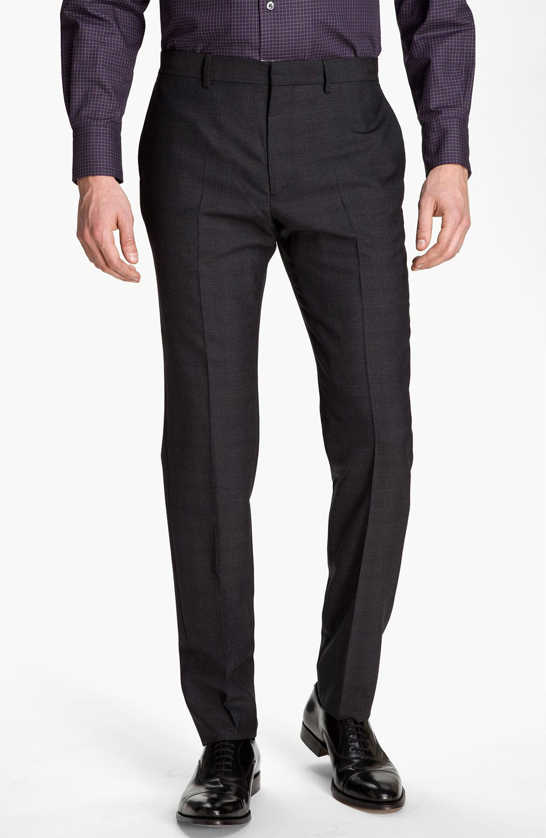 Alternate Image 1 Selected - PS Paul Smith Wool Trousers