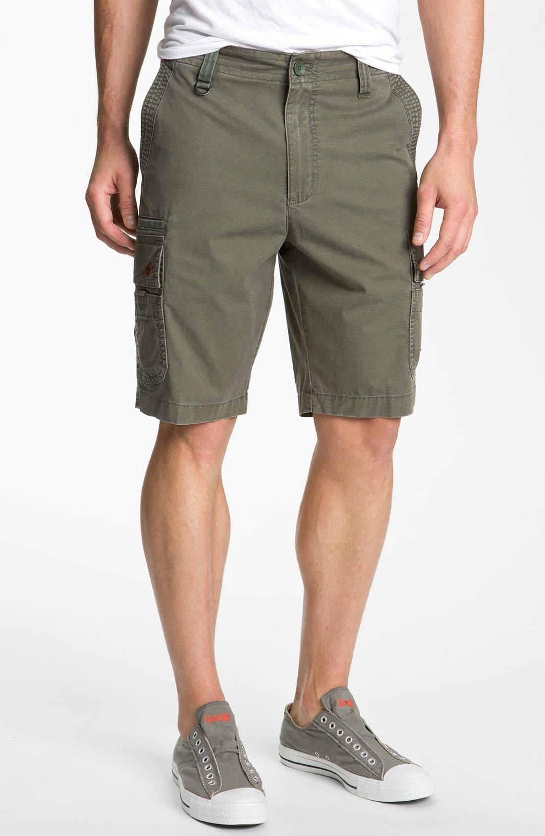 Alternate Image 1 Selected - Quiksilver 'Passport' Cargo Shorts