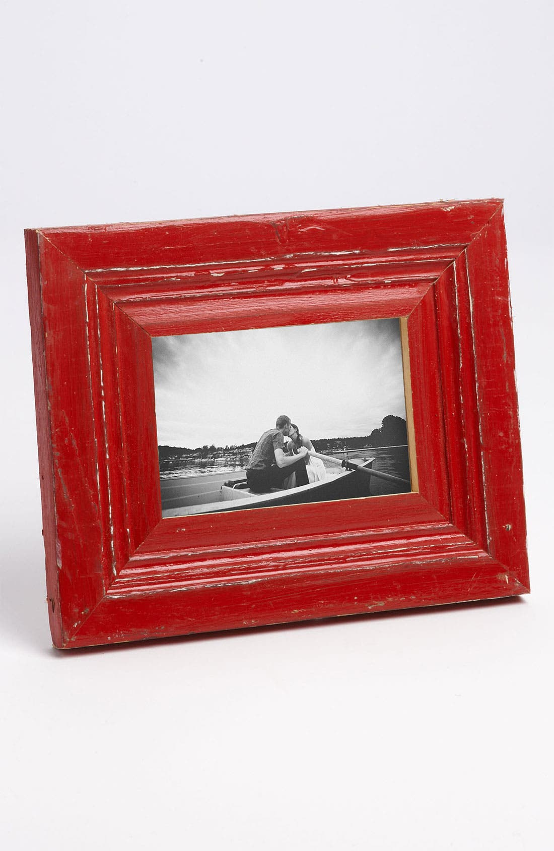 Alternate Image 1 Selected - Distressed Wood Picture Frame (5x7)