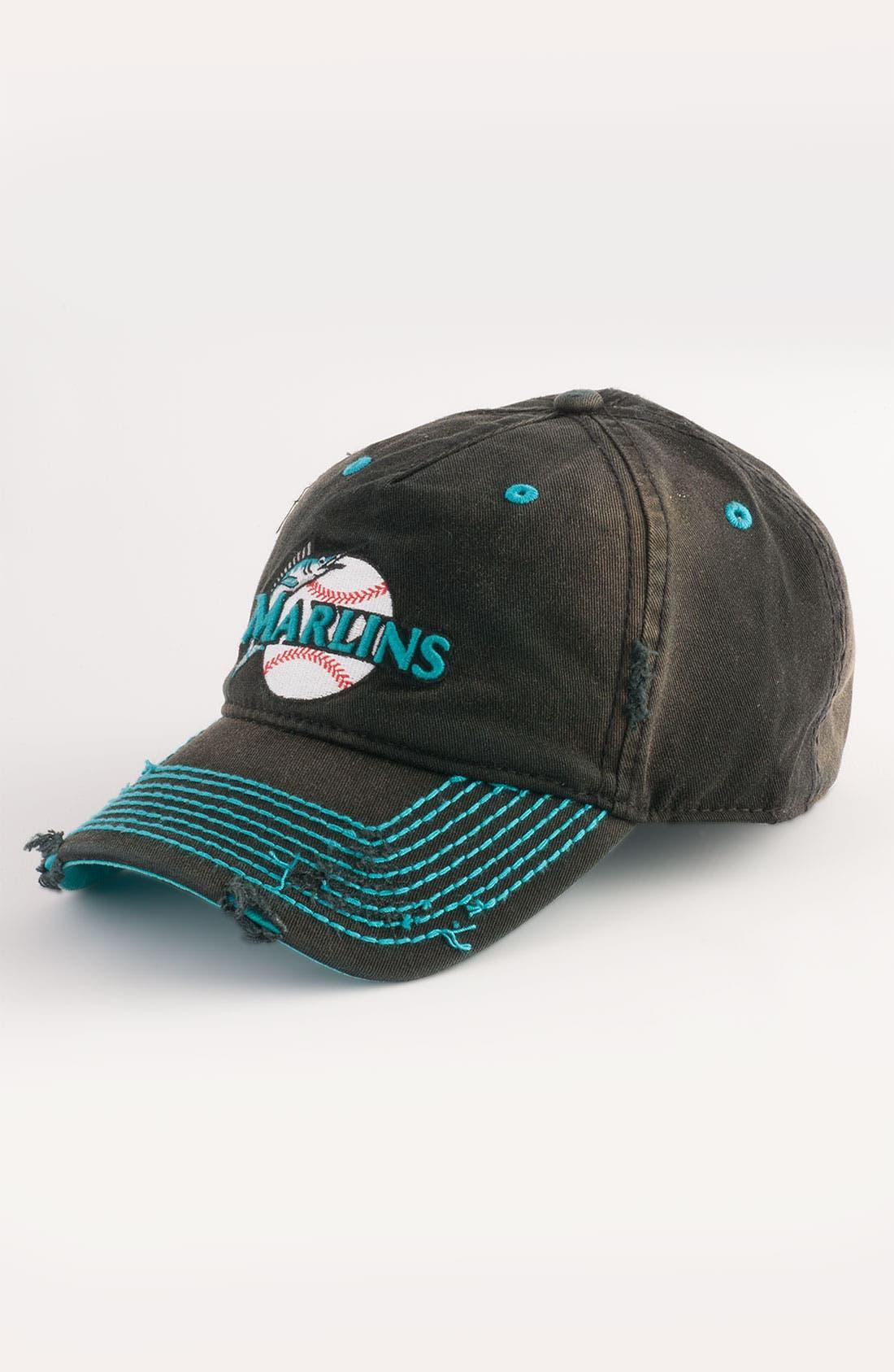 Alternate Image 1 Selected - American Needle 'Marlins' Baseball Cap
