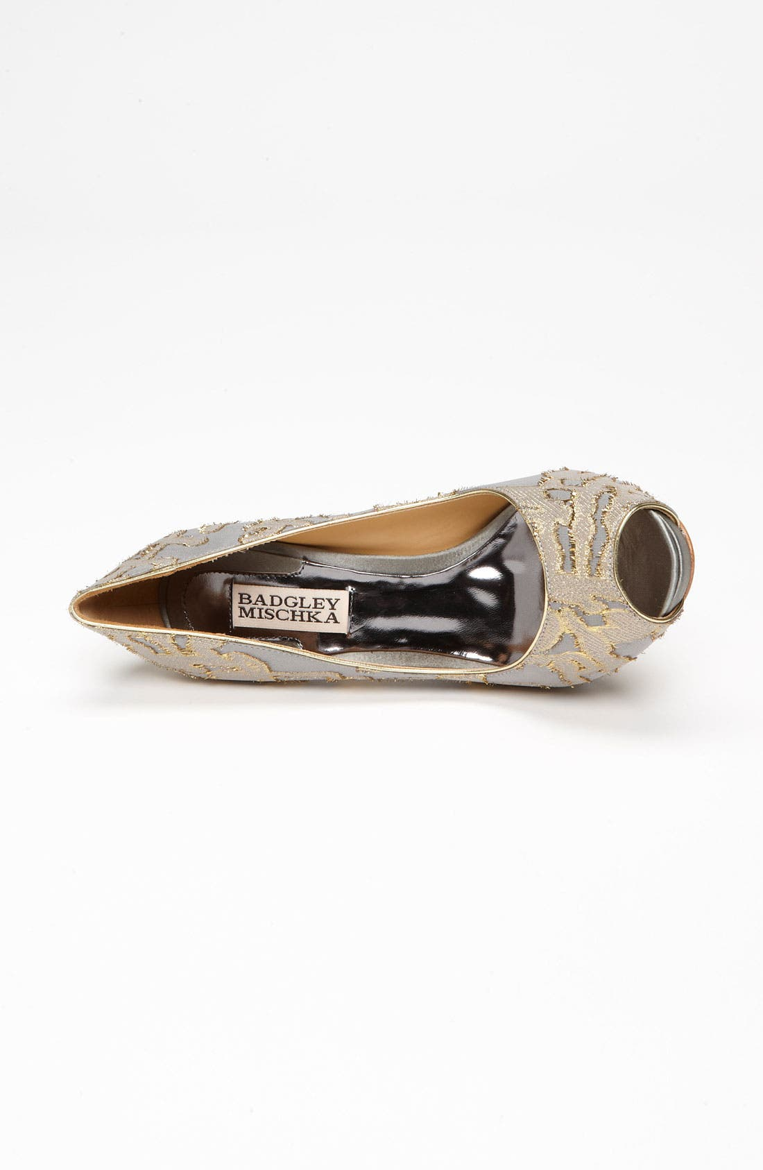 Alternate Image 3  - Badgley Mischka 'Roxie' Pump