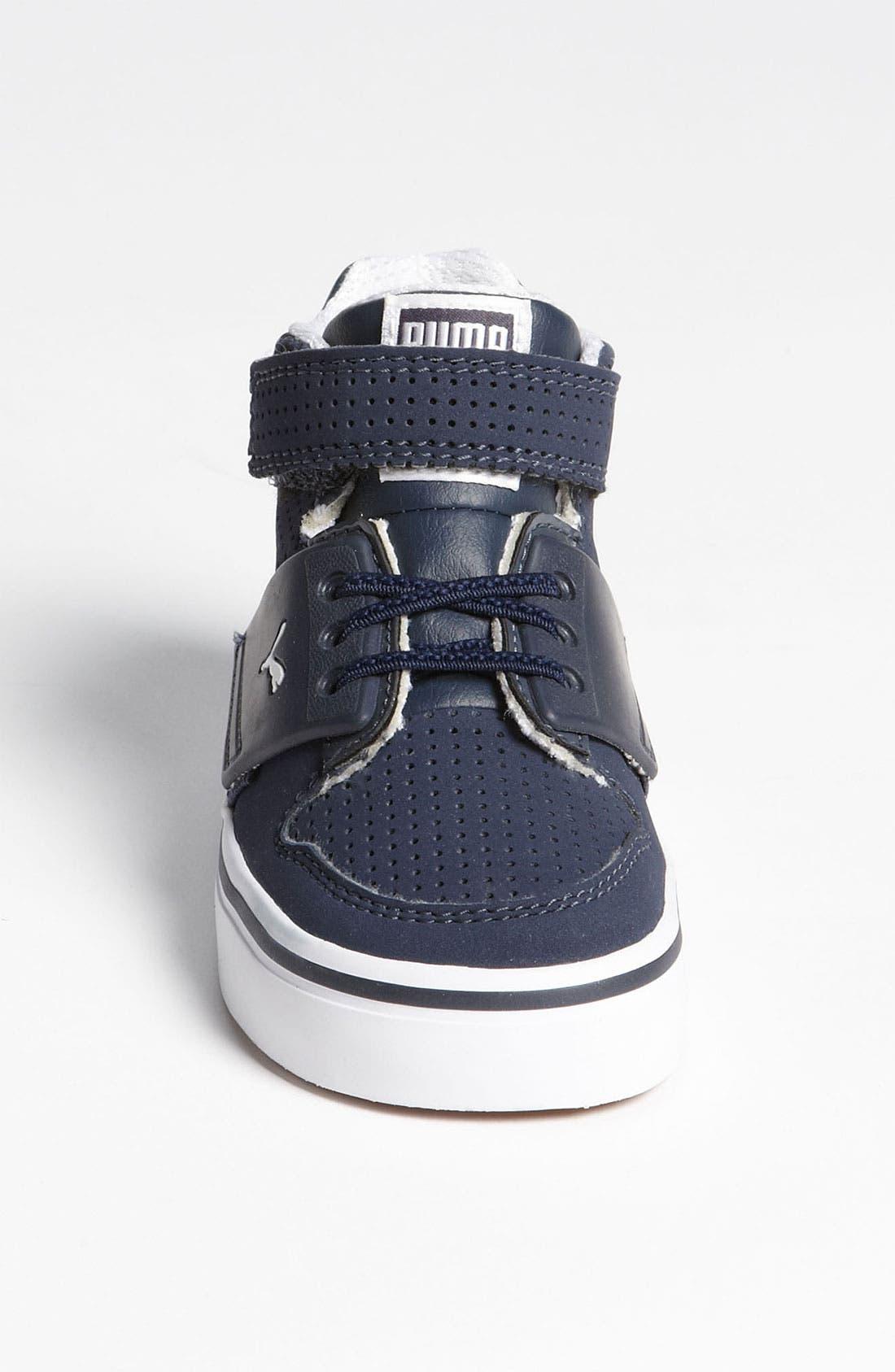 Alternate Image 3  - PUMA 'El Ace 2' Sneaker (Baby, Walker & Toddler)