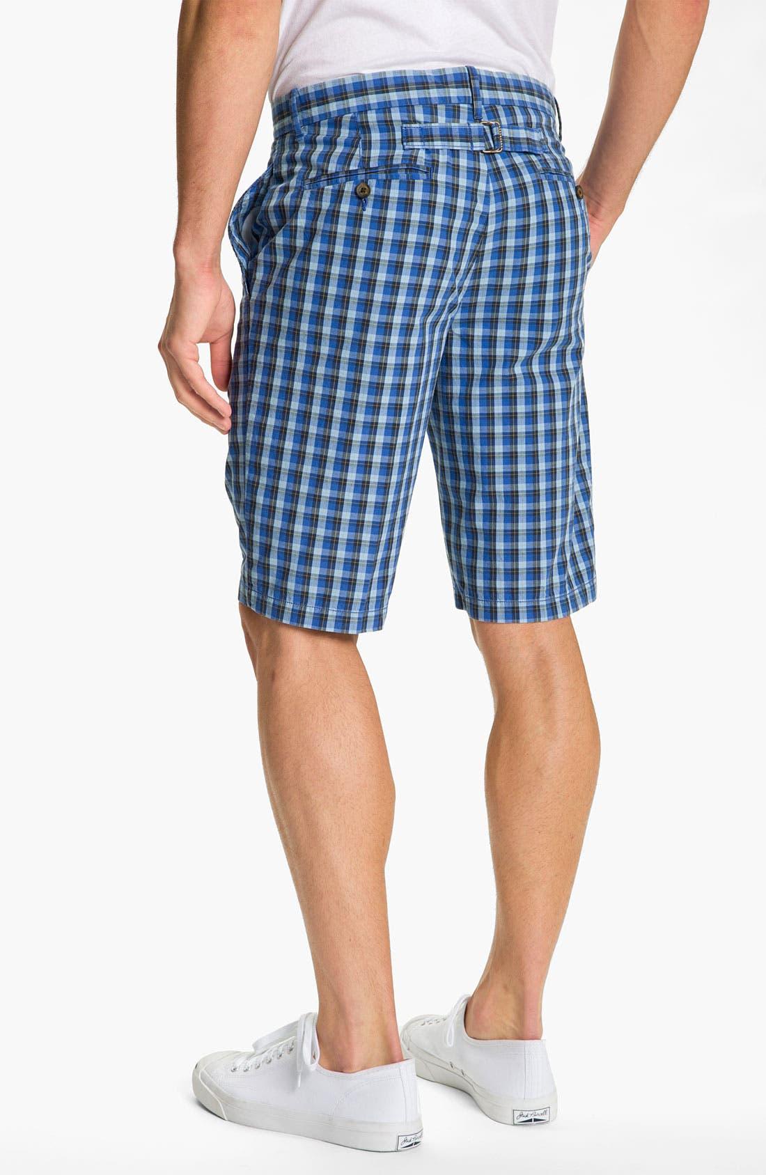 Alternate Image 2  - Original Penguin 'Ferullo' Plaid Bermuda Shorts