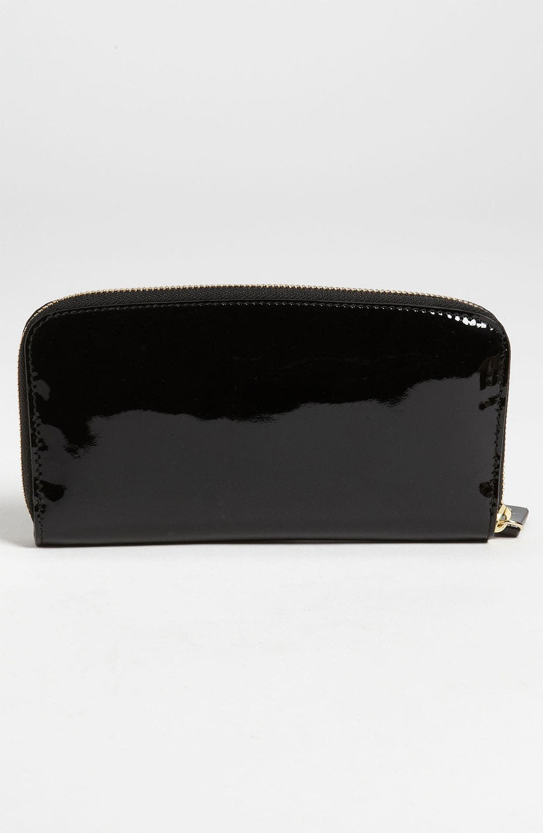 Alternate Image 4  - Jimmy Choo 'Rush' Patent Leather Wallet