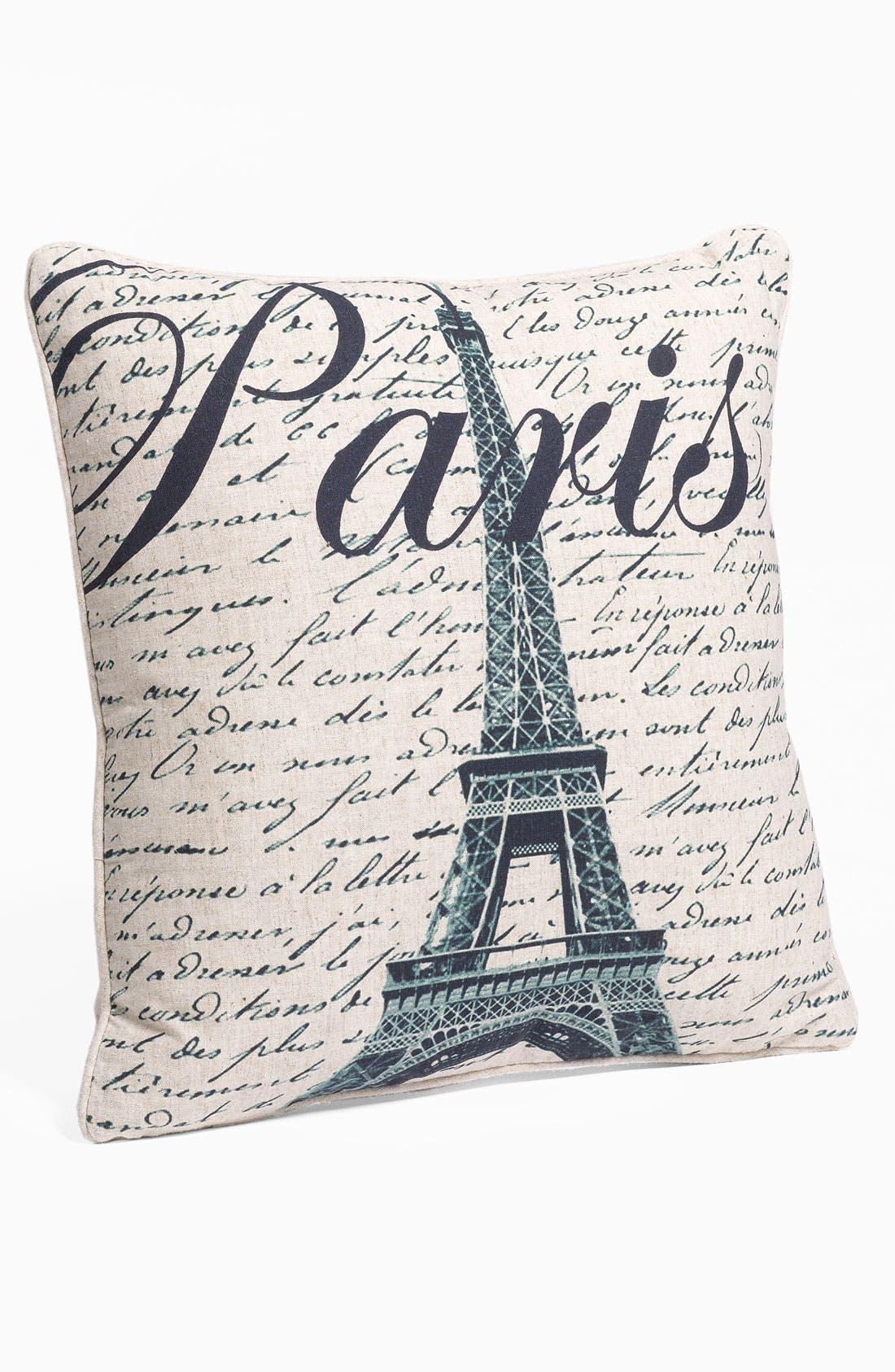 Alternate Image 1 Selected - C & F 'Paris' Pillow
