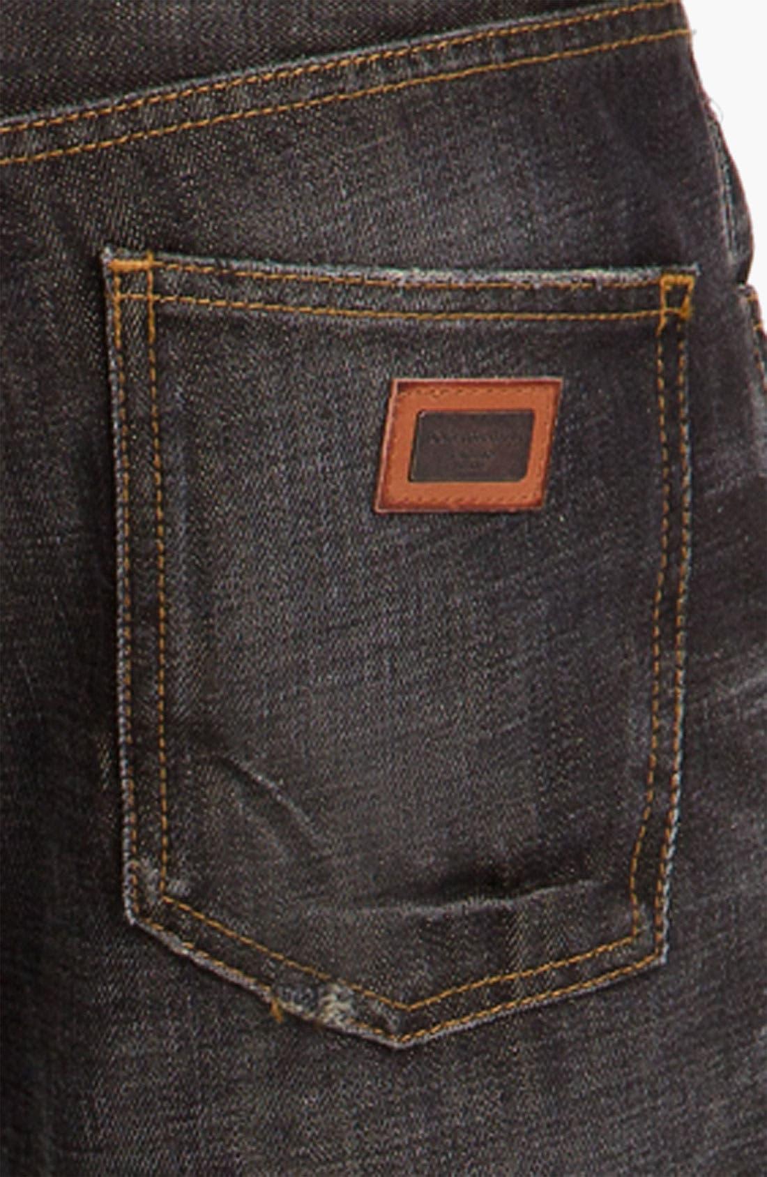 Alternate Image 4  - Dolce&Gabbana Slim Straight Leg Jeans