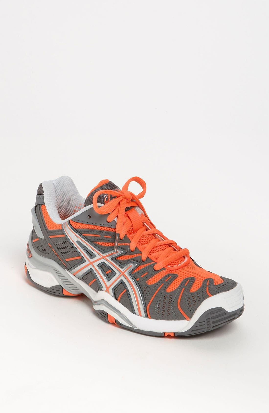 Alternate Image 1 Selected - ASICS® 'GEL-Resolution 4' Tennis Shoe (Women) (Regular Retail Price: $129.95)