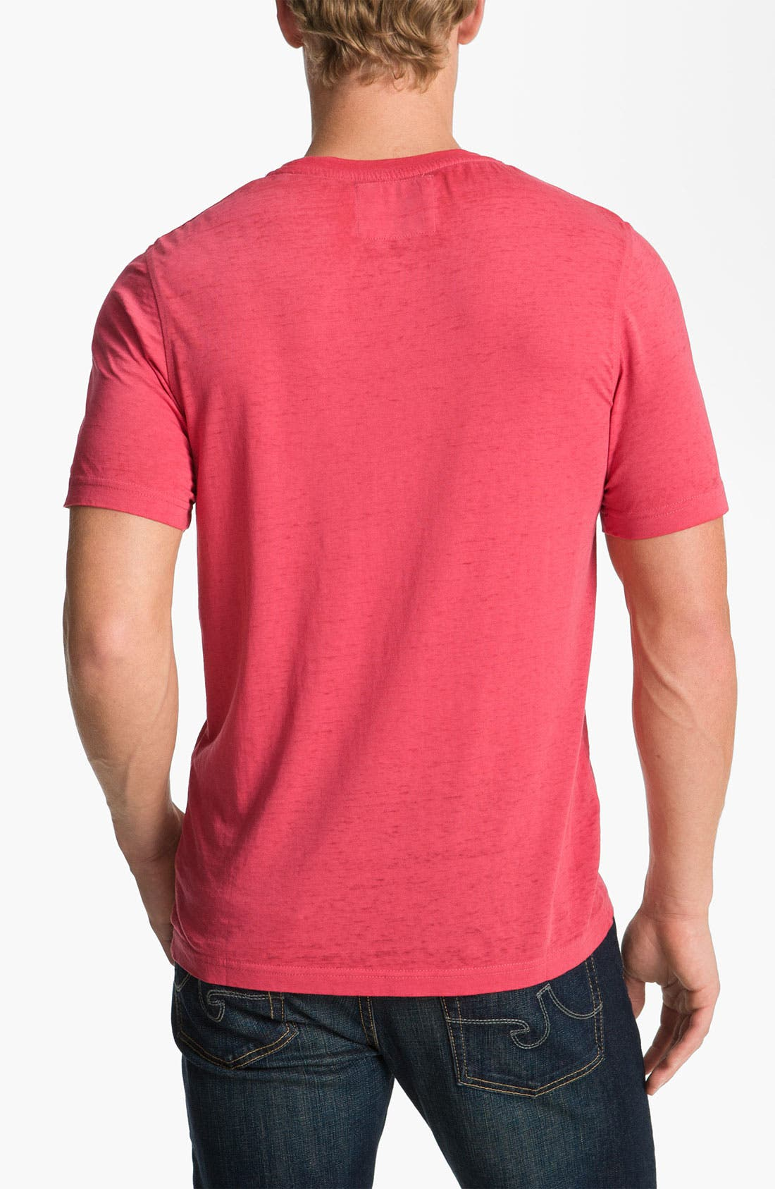 Alternate Image 2  - Red Jacket 'Cardinals - Greenwood' T-Shirt