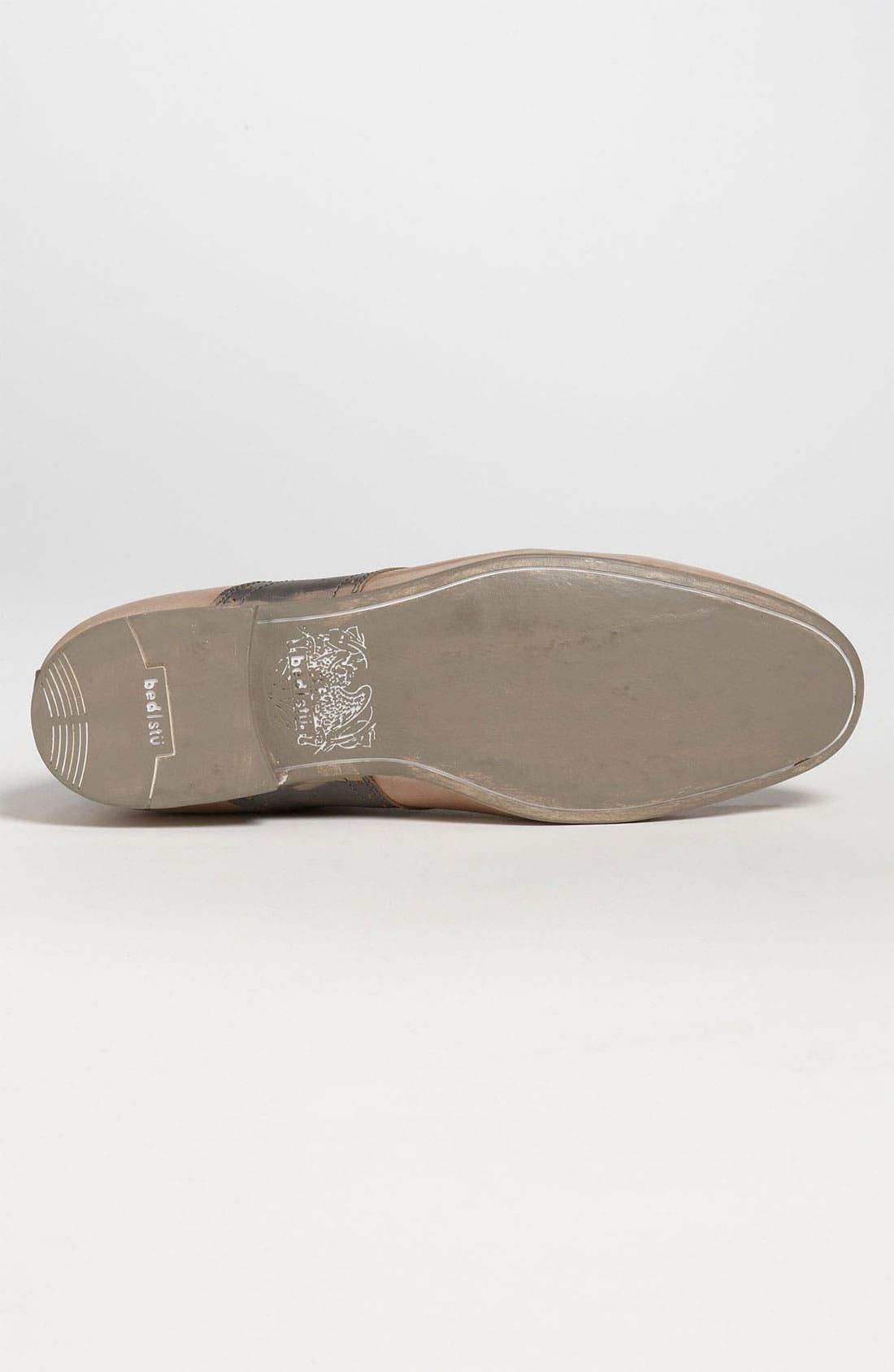 Alternate Image 4  - Bed Stu 'Orleans' Saddle Shoe (Online Only)