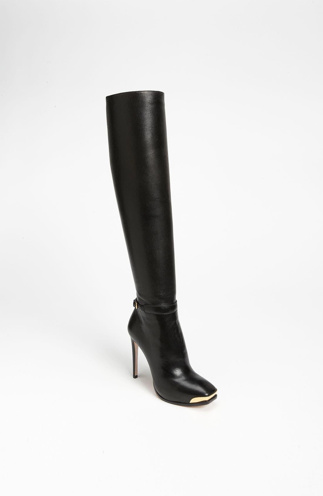 Main Image - Miu Miu Tall 'Madge' Boot