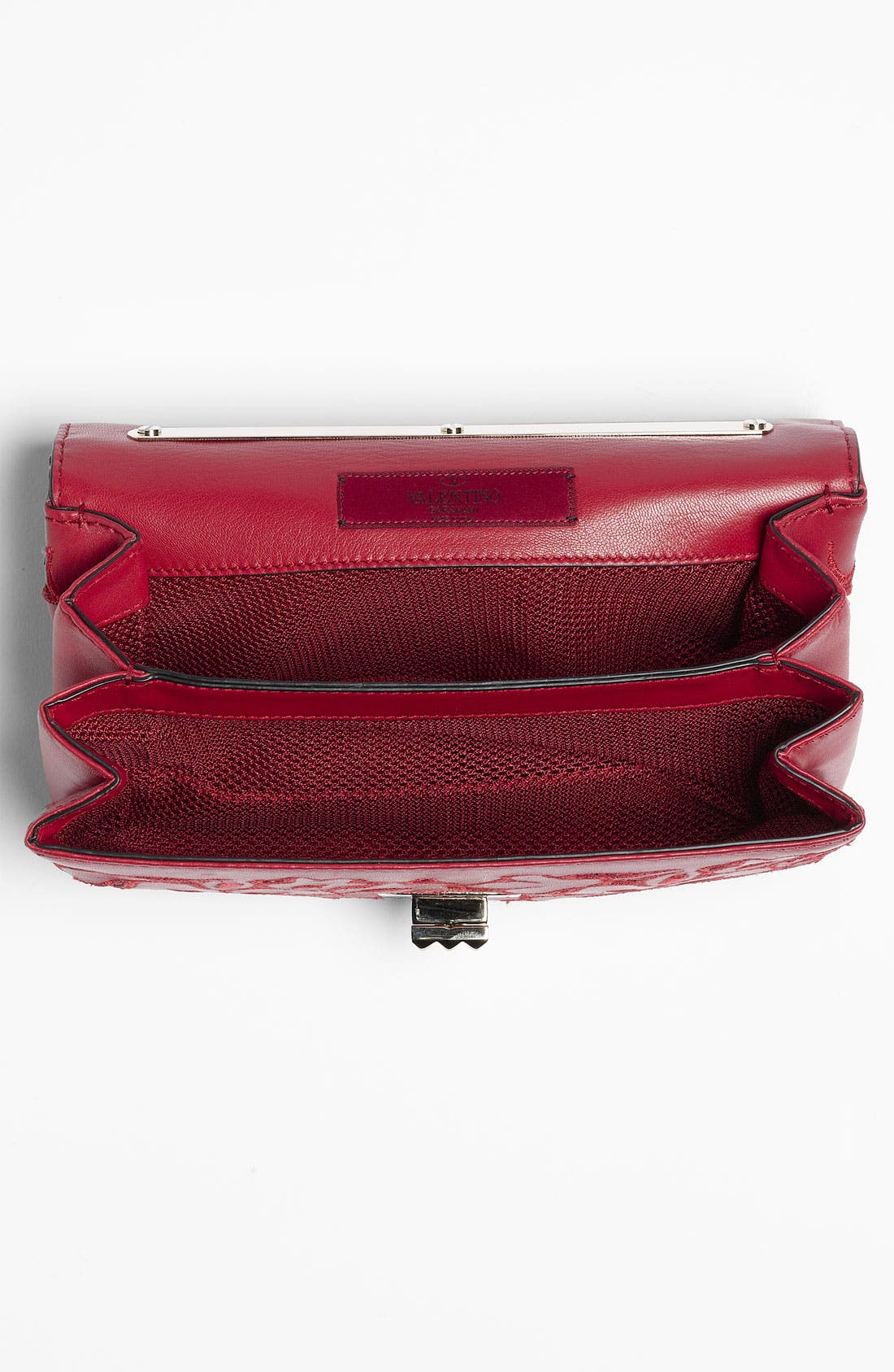 Alternate Image 3  - Valentino 'Girello Flap' Leather Shoulder Bag