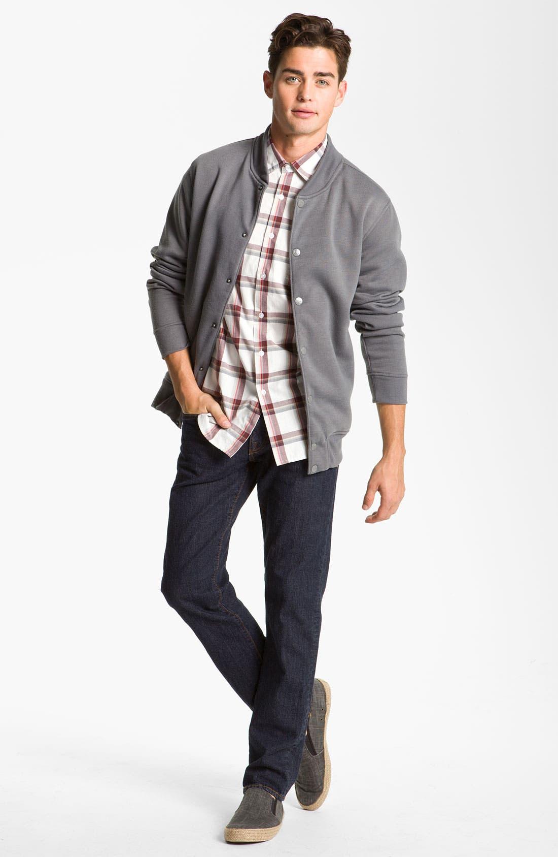 Alternate Image 4  - RVCA 'Grabber' Jacket