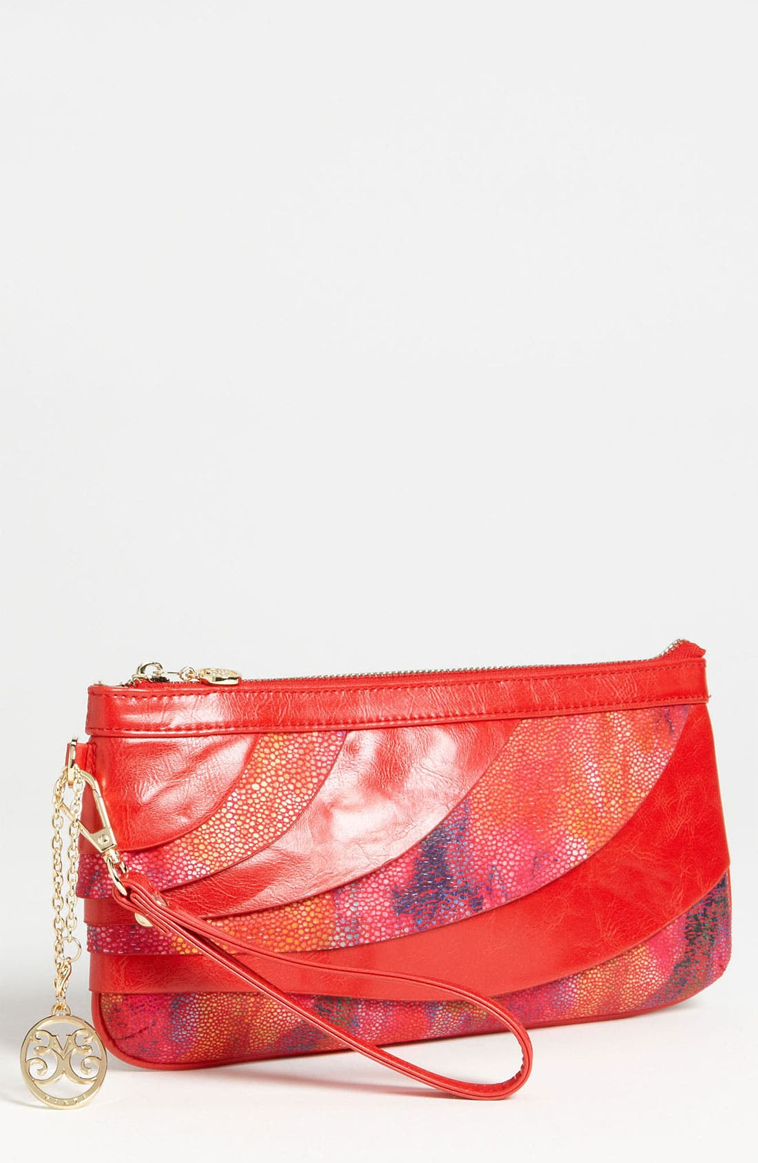 Alternate Image 1 Selected - Vieta 'Water Paint' Clutch