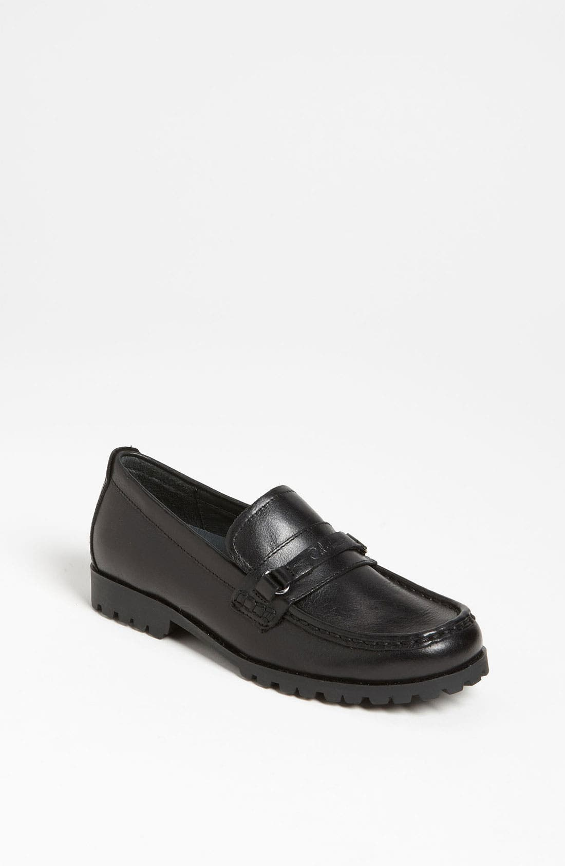 Alternate Image 1 Selected - Cole Haan 'Air Brandon' Loafer (Little Kid & Big Kid)