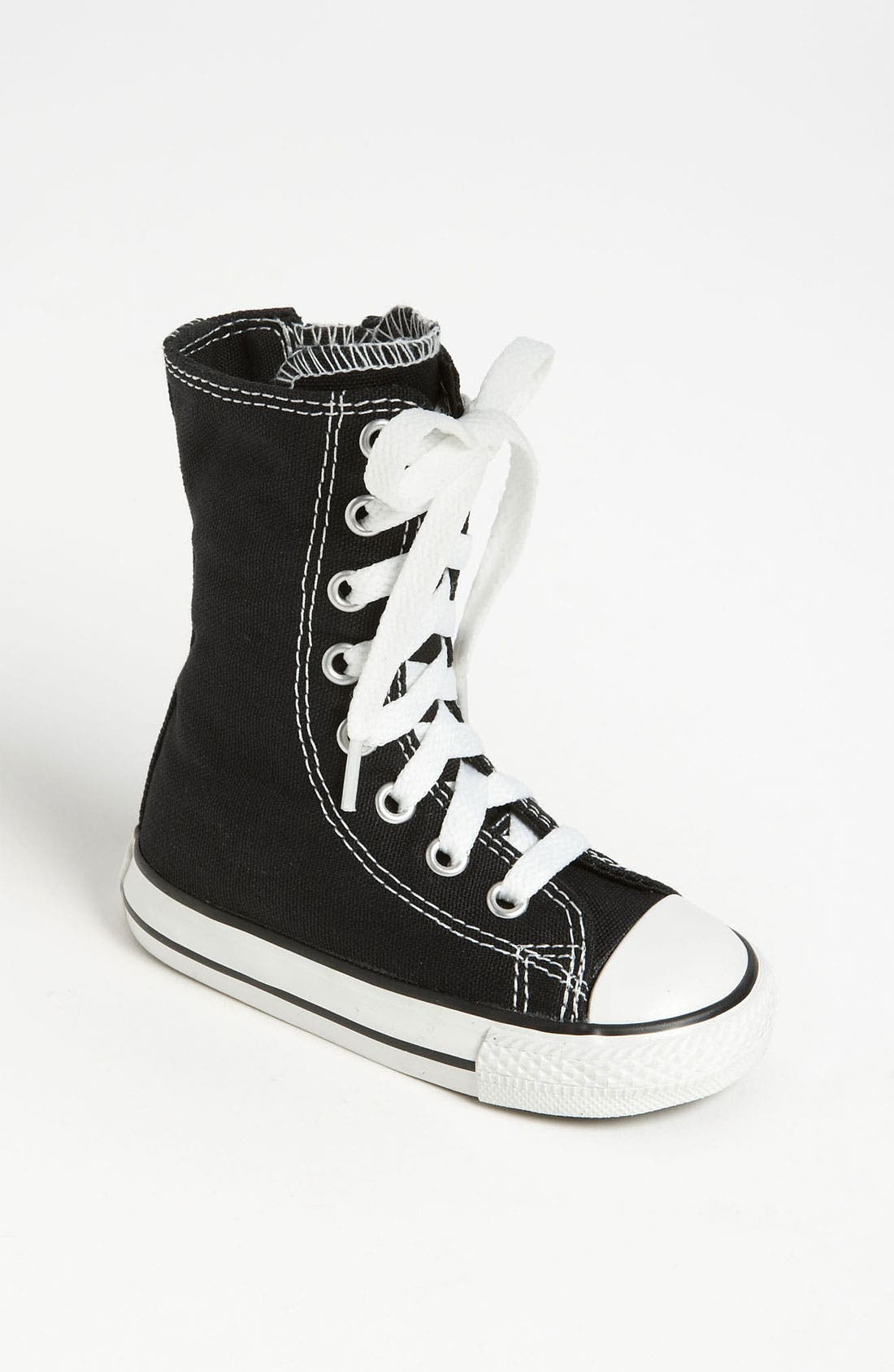 Alternate Image 1 Selected - Converse 'X-HI' Tall Sneaker (Baby, Walker & Toddler)