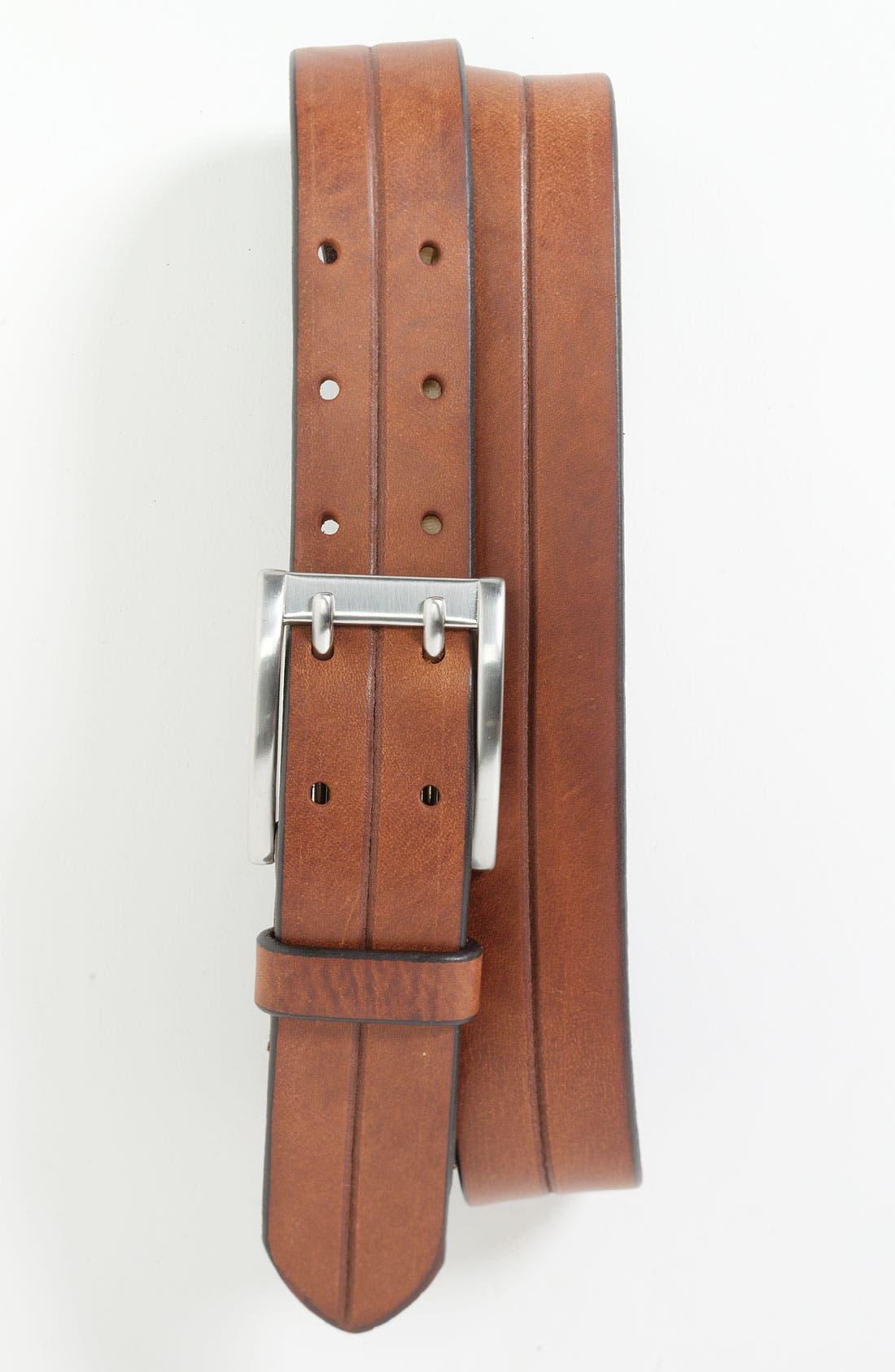 Alternate Image 1 Selected - Trafalgar 'Coventry' Belt