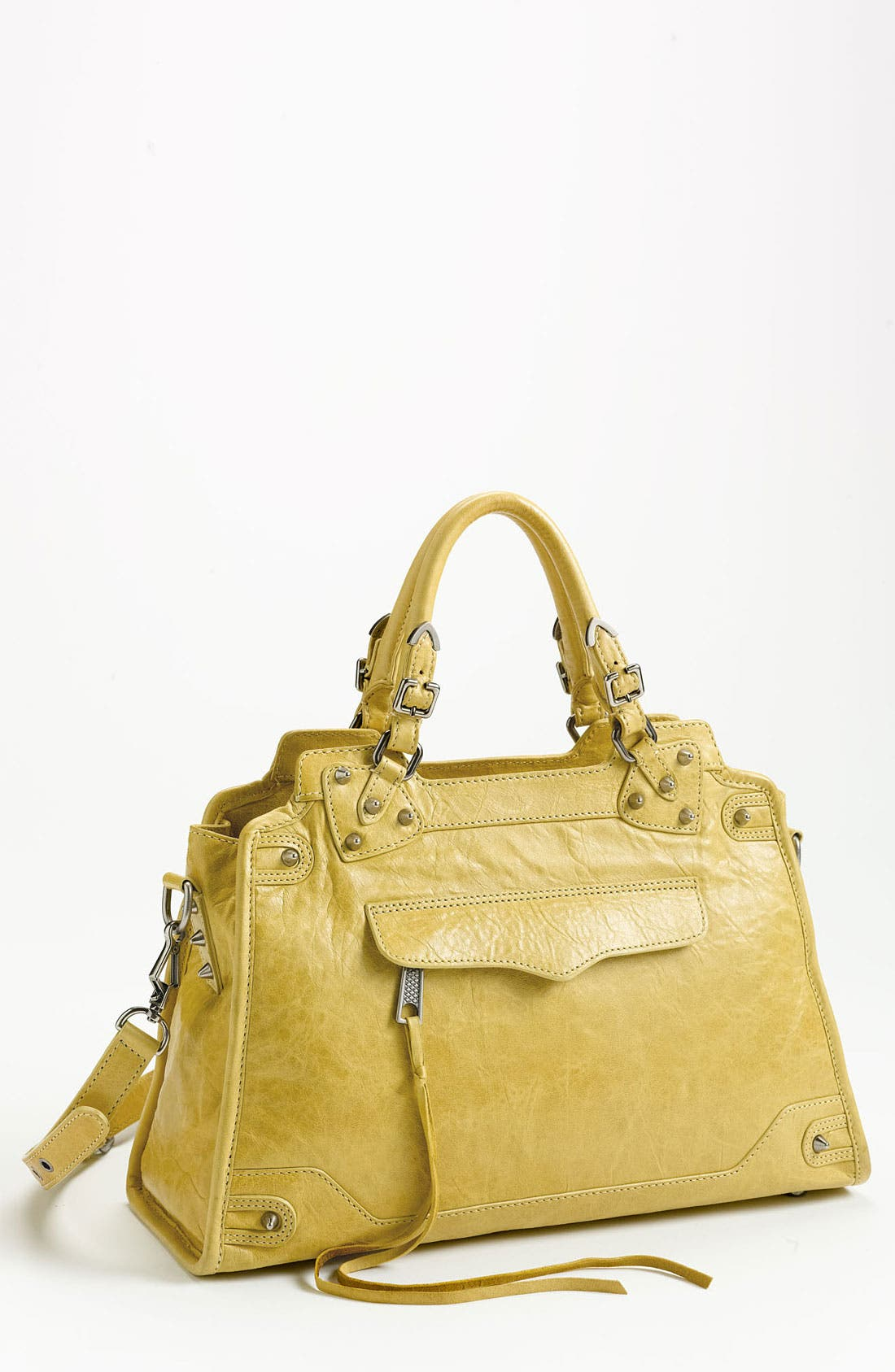 Alternate Image 1 Selected - Rebecca Minkoff 'Desire' Studded Satchel