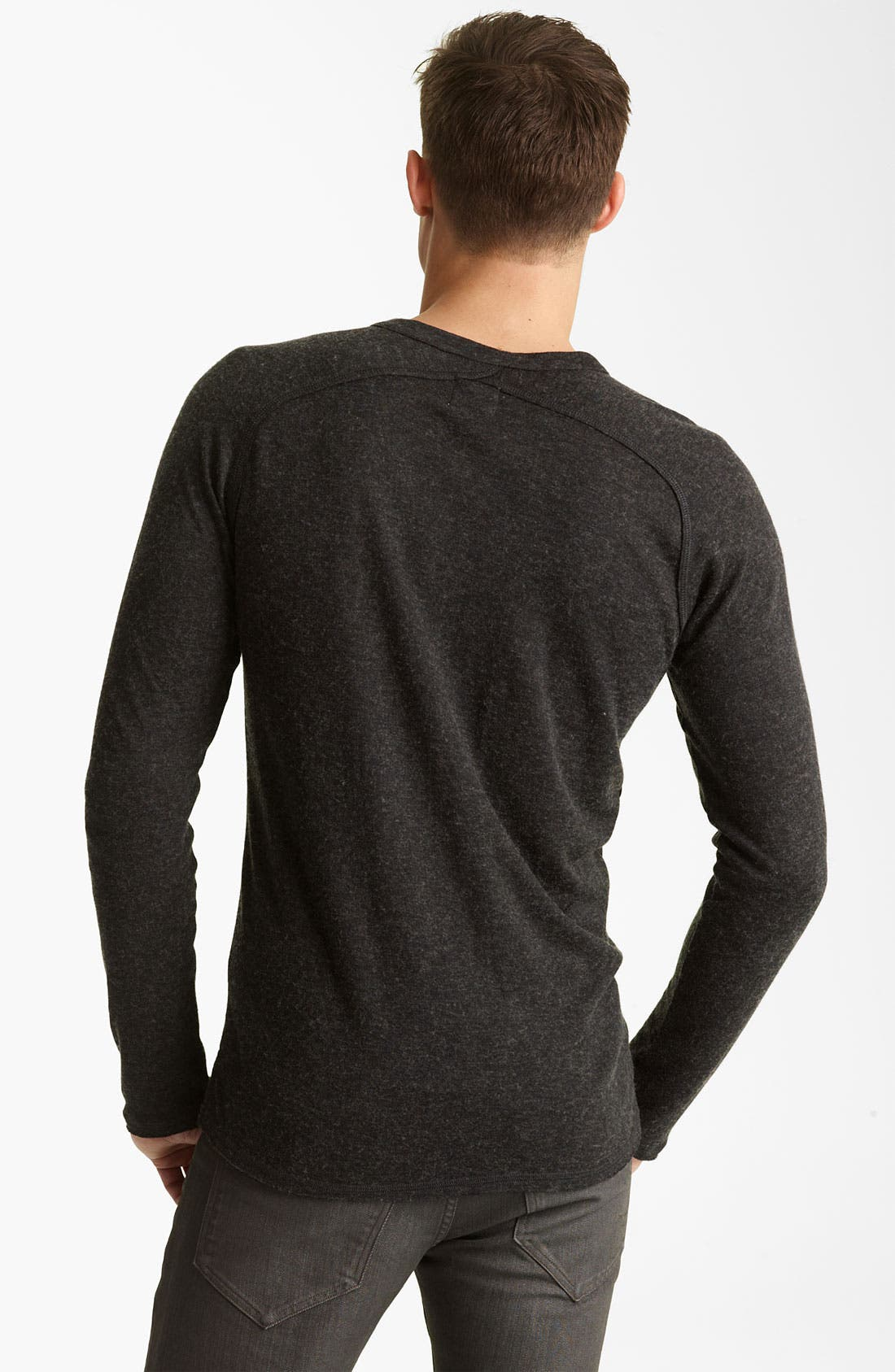 Alternate Image 2  - Rogan Raglan Knit Henley