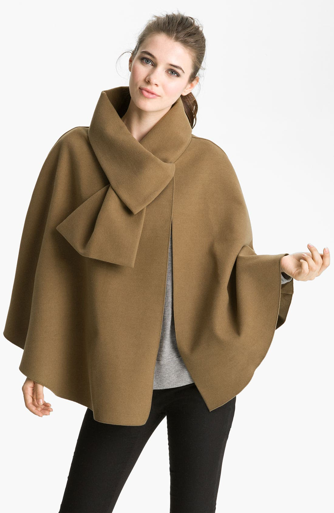 Main Image - Halogen Asymmetrical Cape