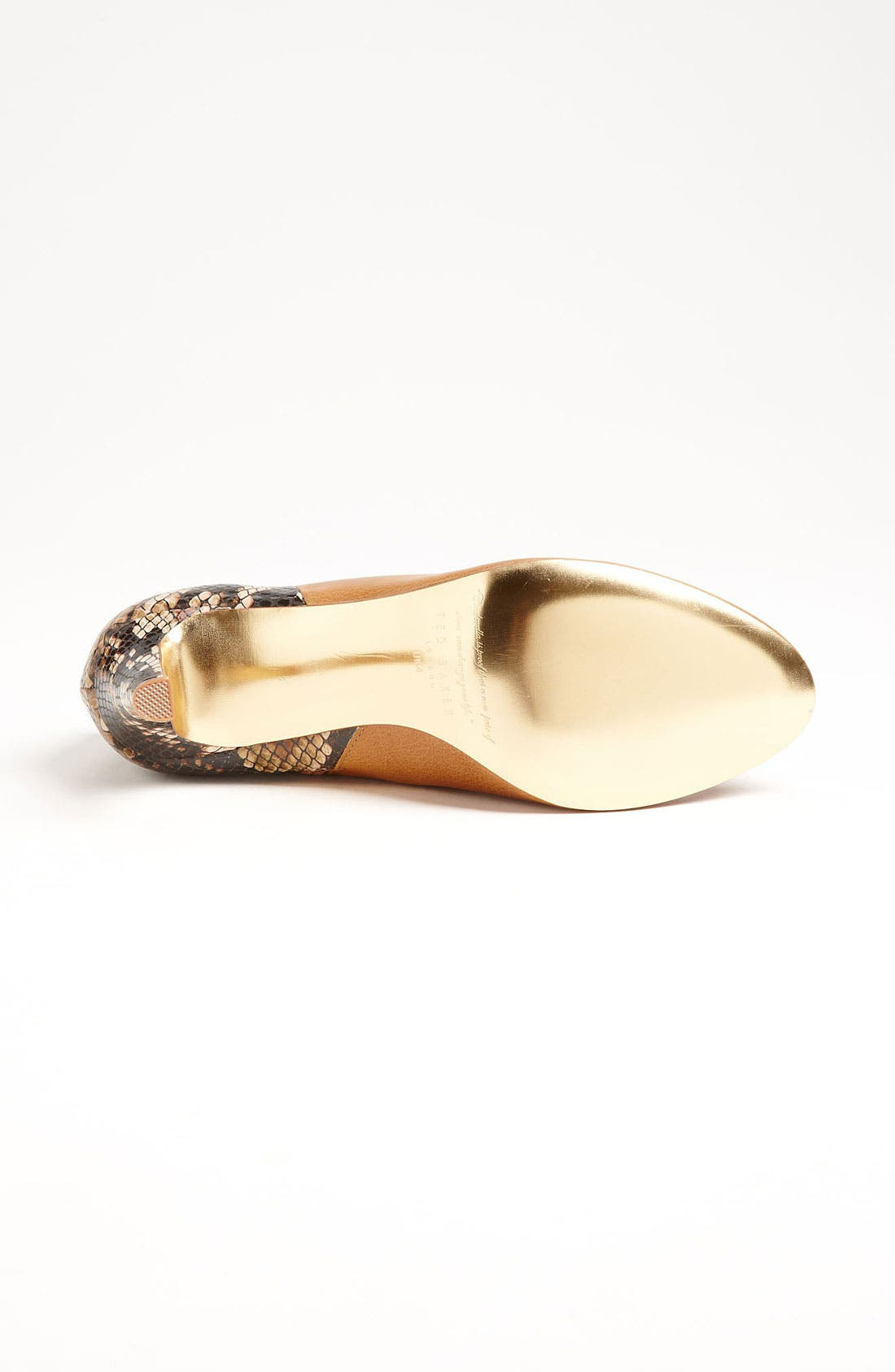 Alternate Image 4  - Ted Baker London 'Caberi' Bootie