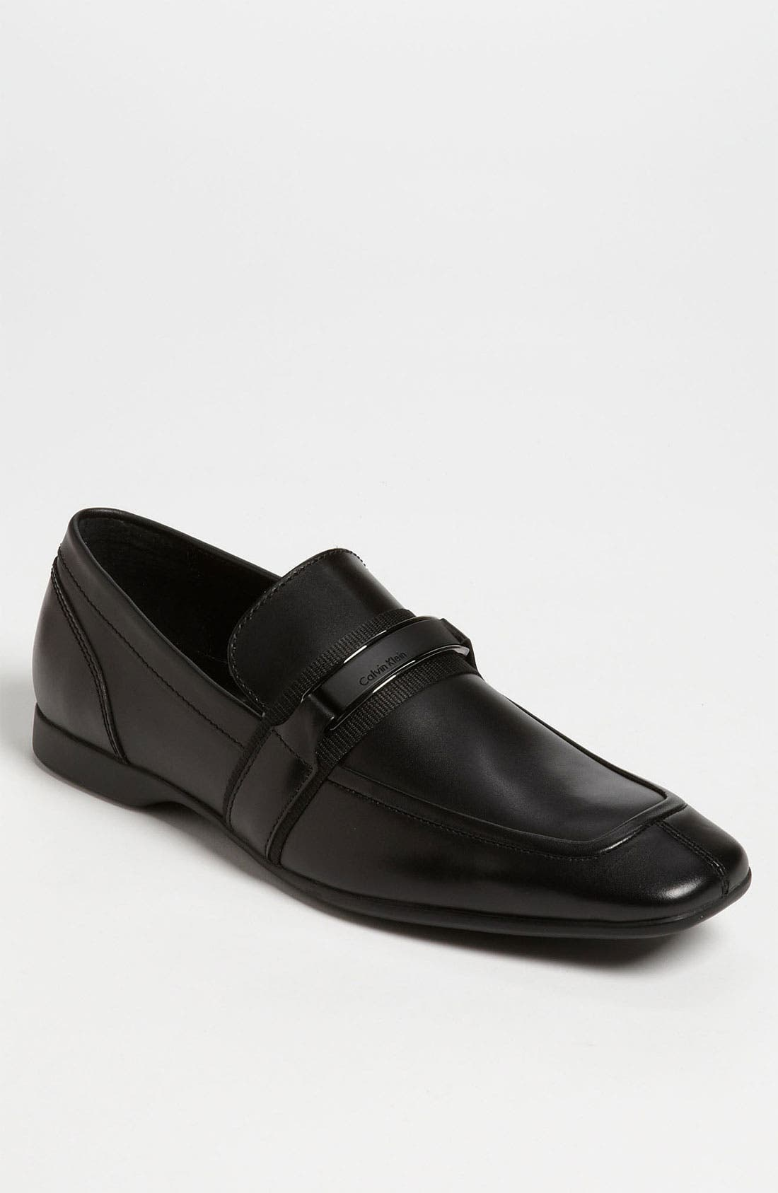 Alternate Image 1 Selected - Calvin Klein 'Shane' Loafer