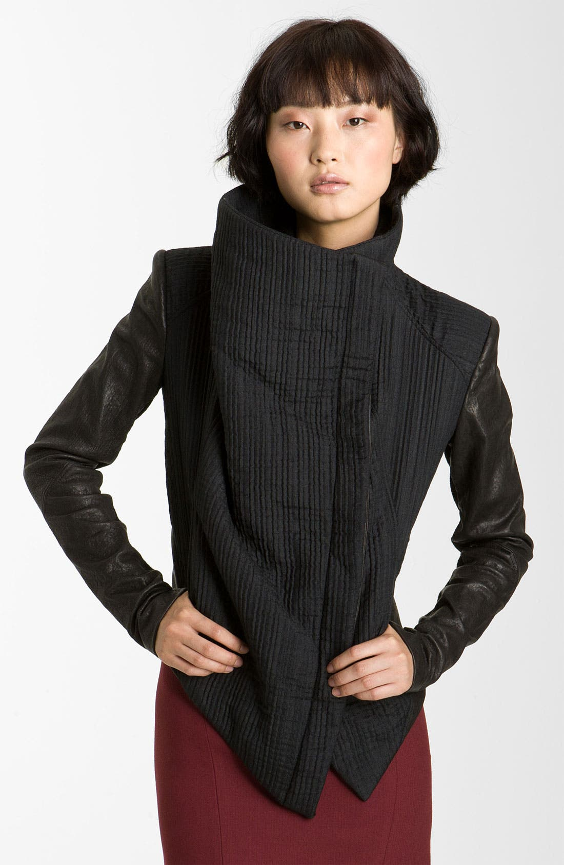 Alternate Image 1 Selected - Helmut Lang 'Blitz' Jacket
