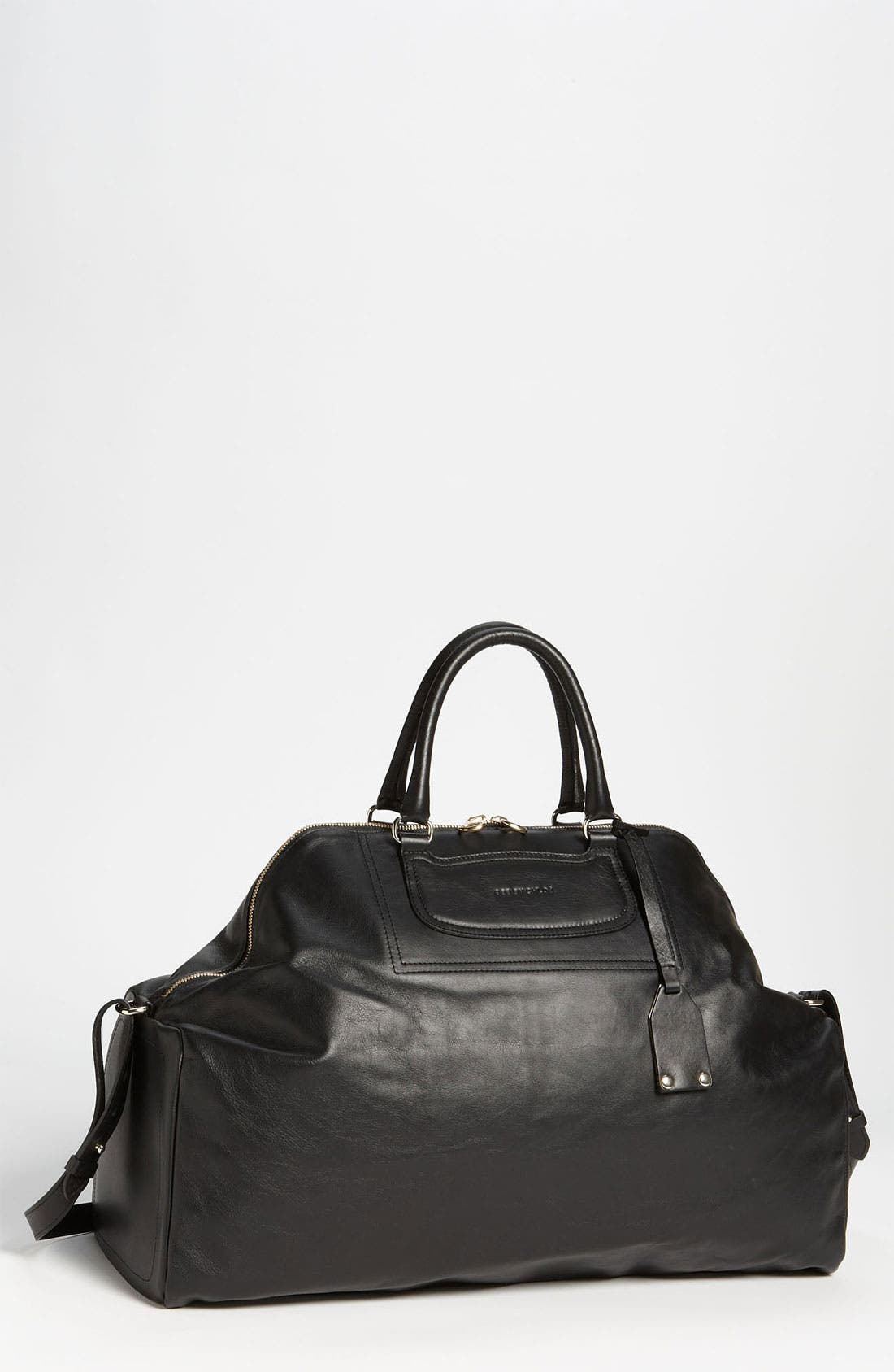 Alternate Image 1 Selected - See by Chloé 'Albane Big - Double Function' Leather Tote