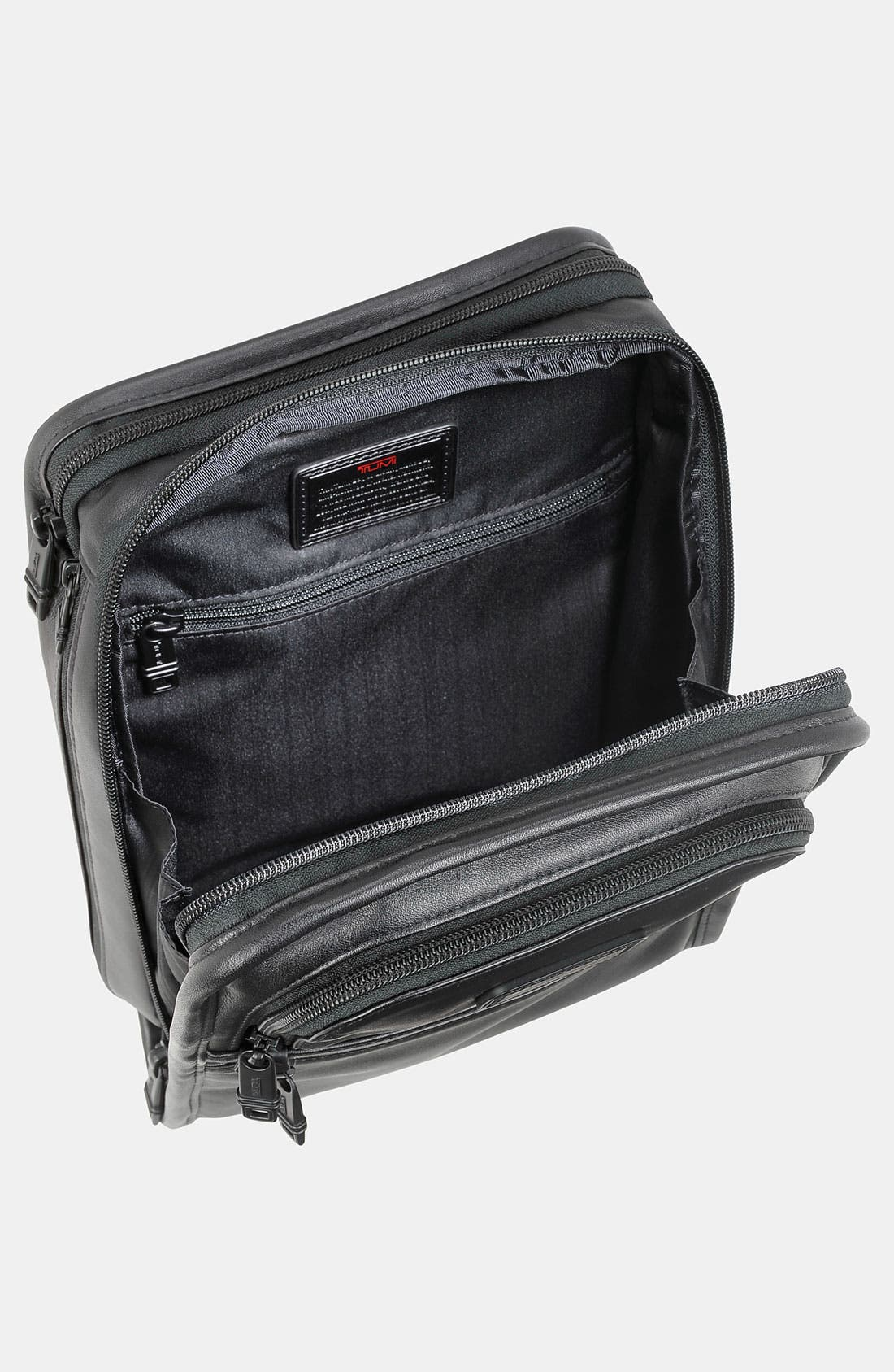 Alternate Image 3  - Tumi 'Alpha' Organizer Travel Leather Tote