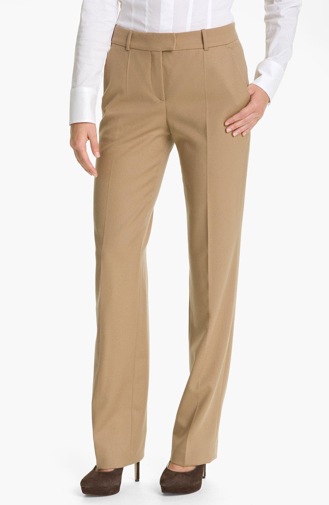 Alternate Image 1 Selected - BOSS HUGO BOSS 'Tegy' Pants