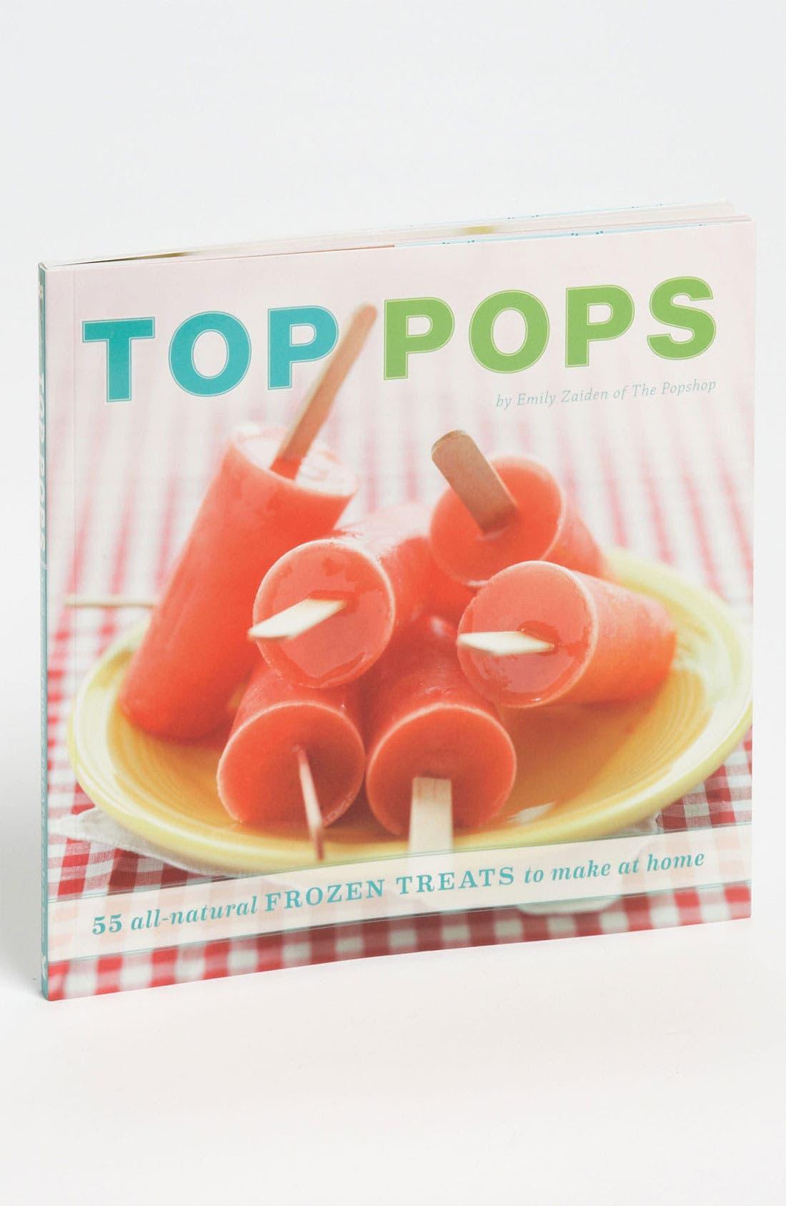 Alternate Image 1 Selected - 'Top Pops' Cookbook