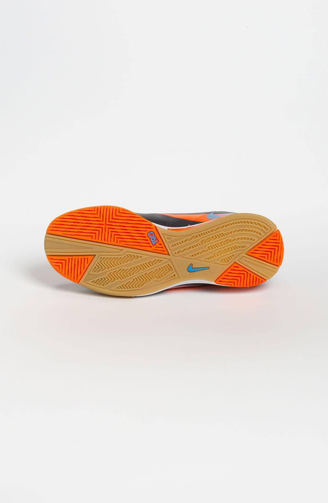 Alternate Image 4  - Nike 'T90 Shoot IV' Soccer Shoe (Toddler, Little Kid & Big Kid)