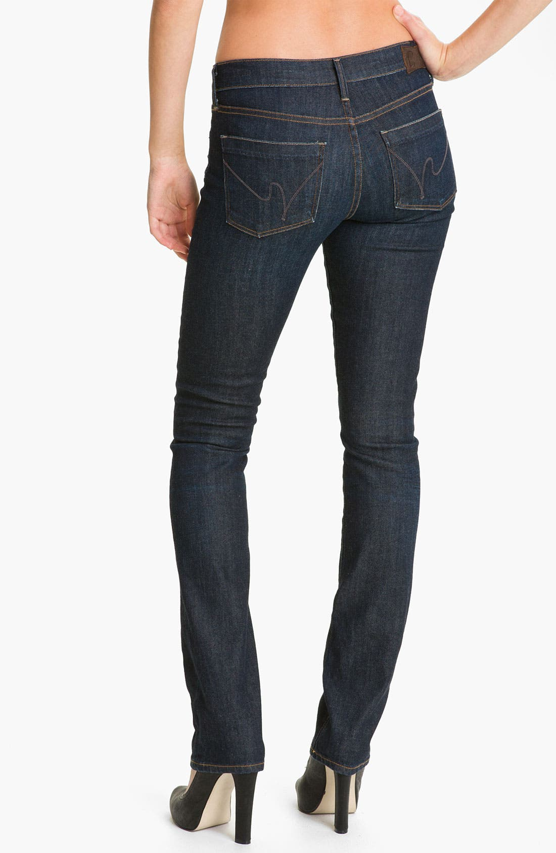 Alternate Image 2  - Citizens of Humanity 'Elson' Straight Leg Jeans (Glory)