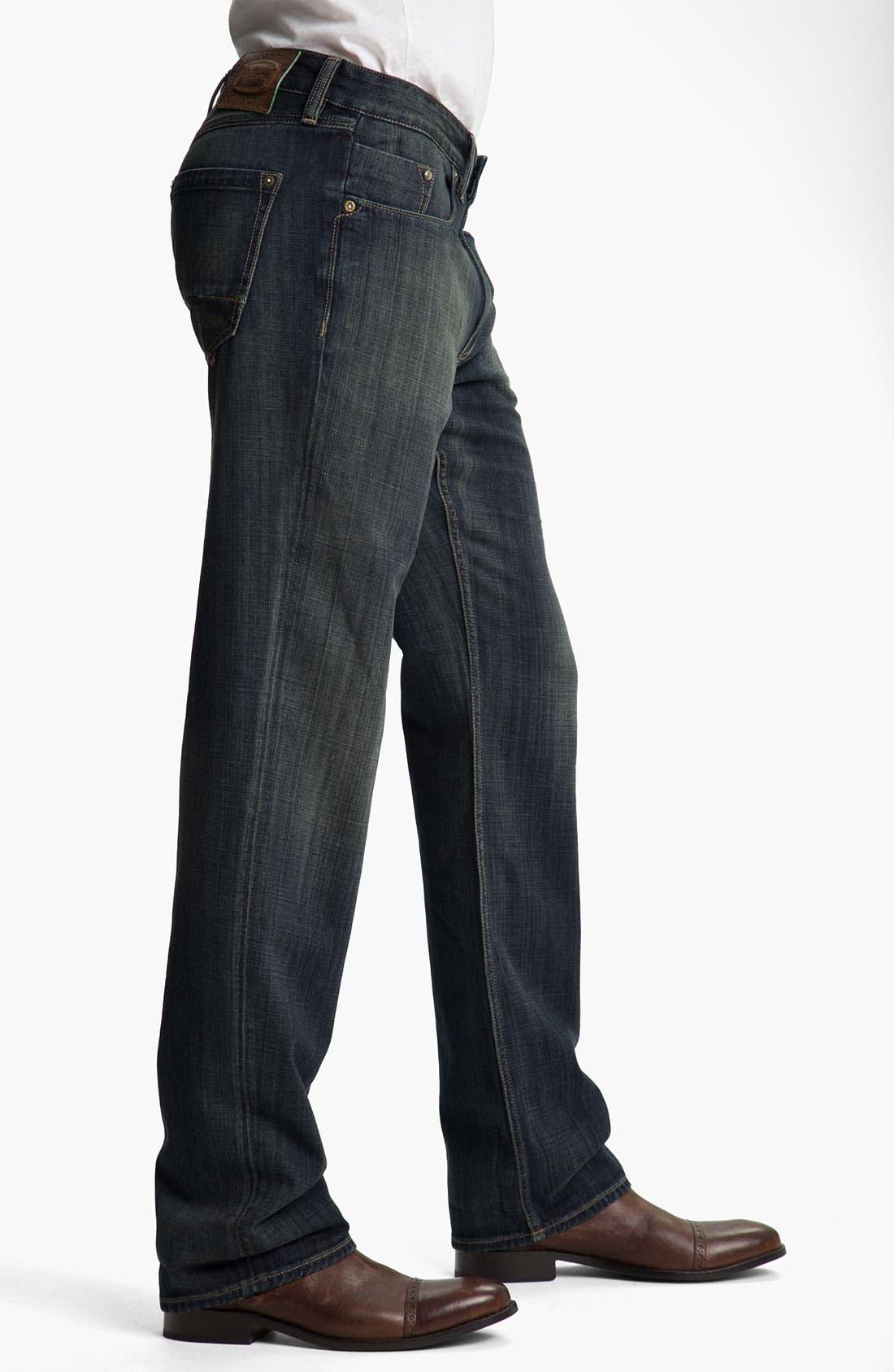 Alternate Image 3  - Robert Graham Jeans 'Orion' Straight Leg Jeans (Indigo)