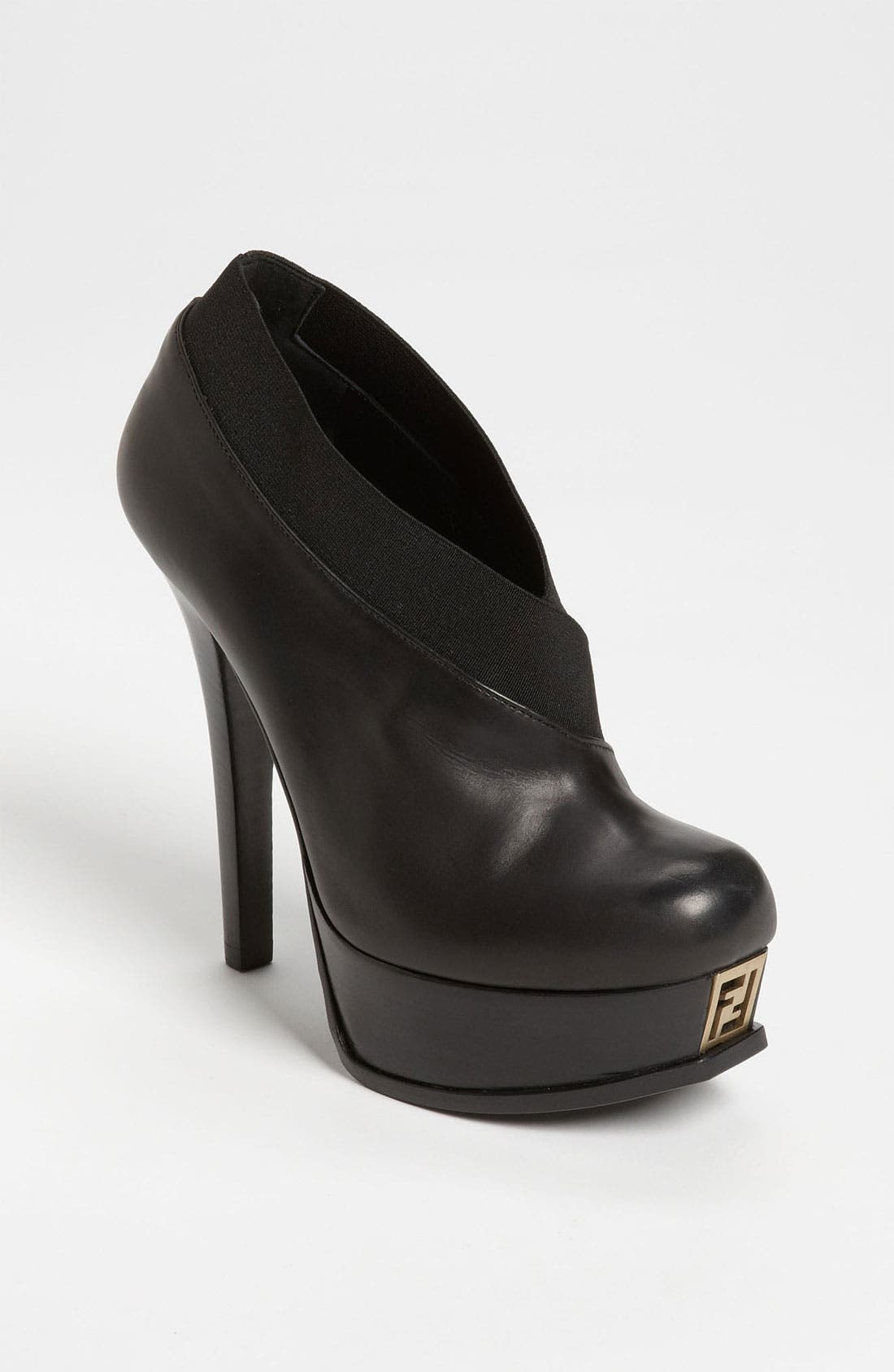 Alternate Image 1 Selected - Fendi 'Fendista' Bootie