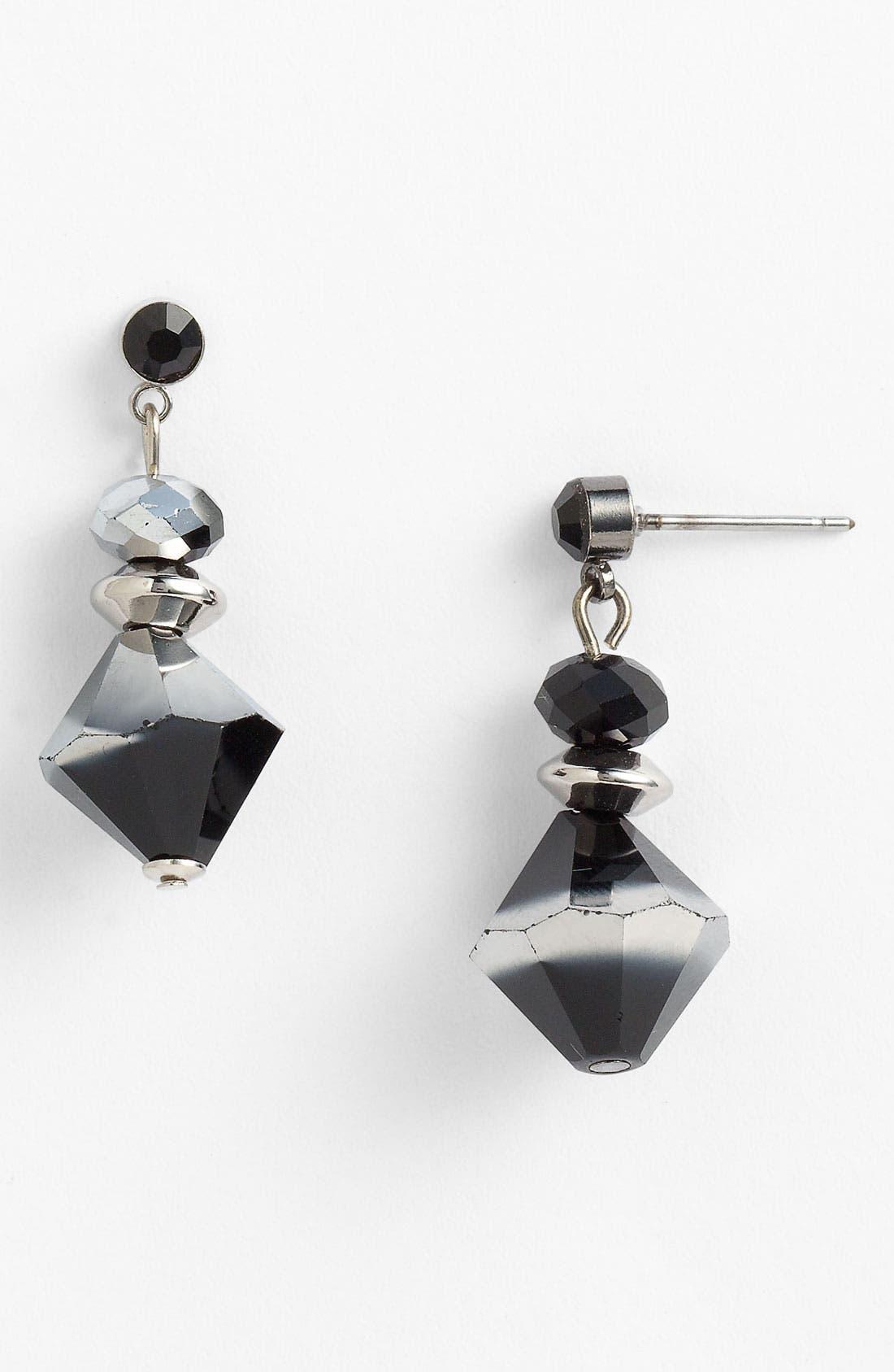 Alternate Image 1 Selected - Nordstrom 'Wisteria' Drop Earrings