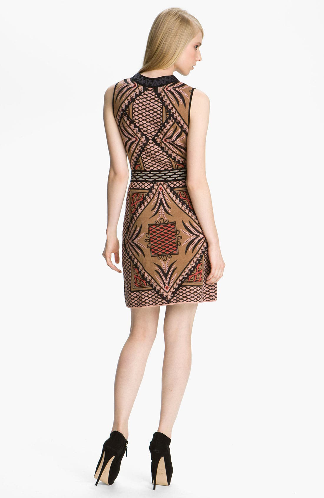 Alternate Image 2  - M Missoni Intarsia Knit Dress