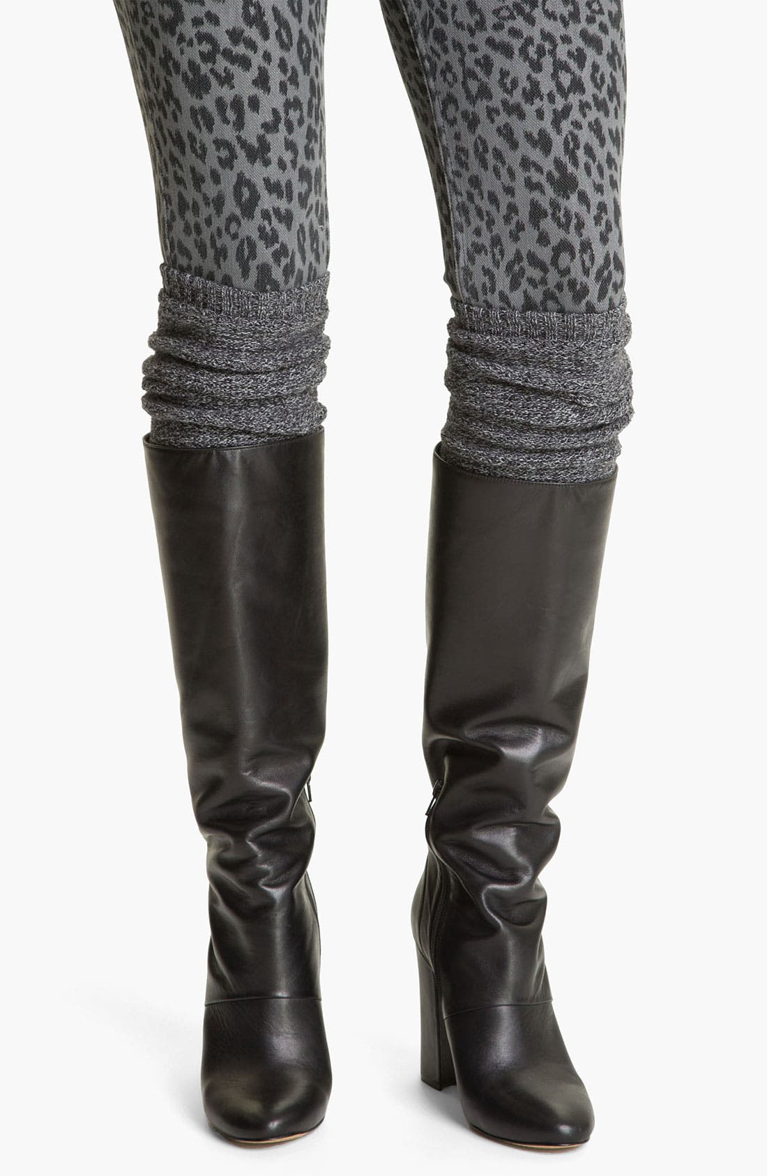 Main Image - Nordstrom Chunky Leg Warmers