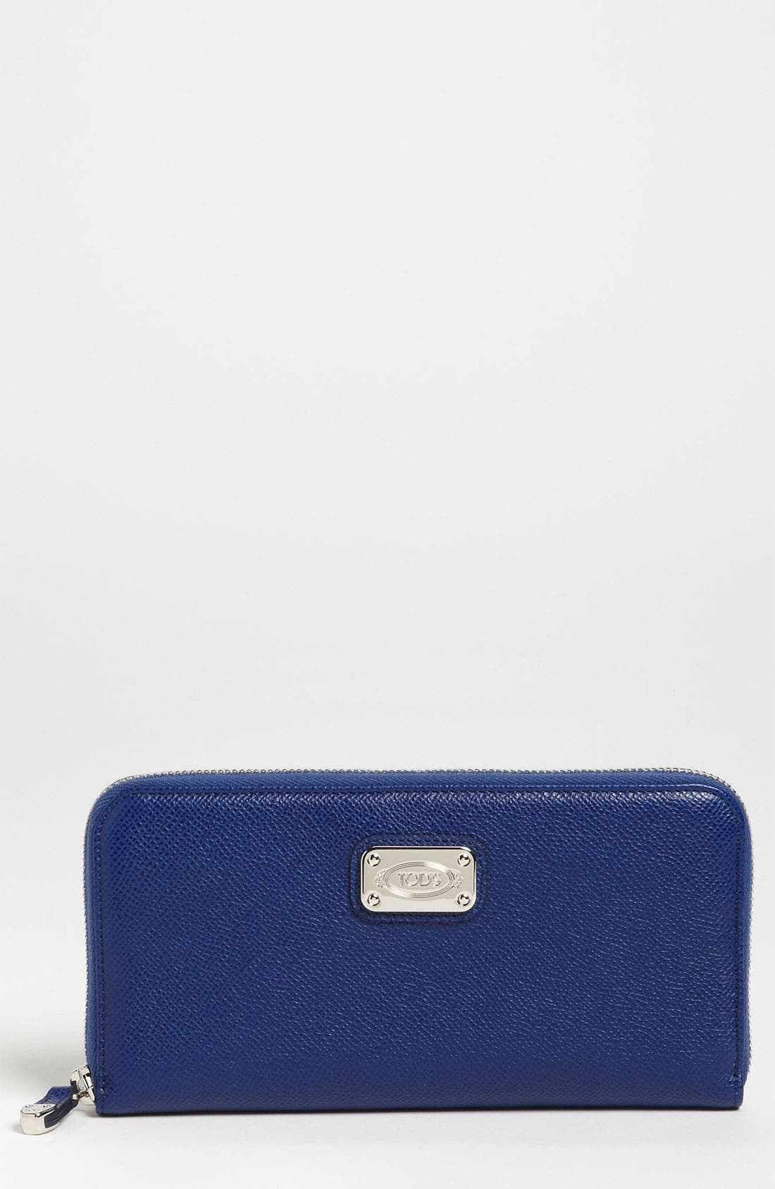 Main Image - Tod's 'D-Styling' Zip Around Wallet