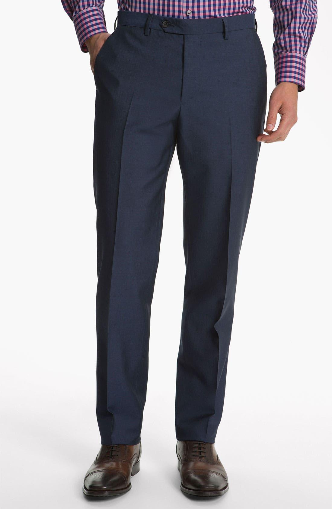 Alternate Image 4  - Paul Smith London Wool & Mohair Suit