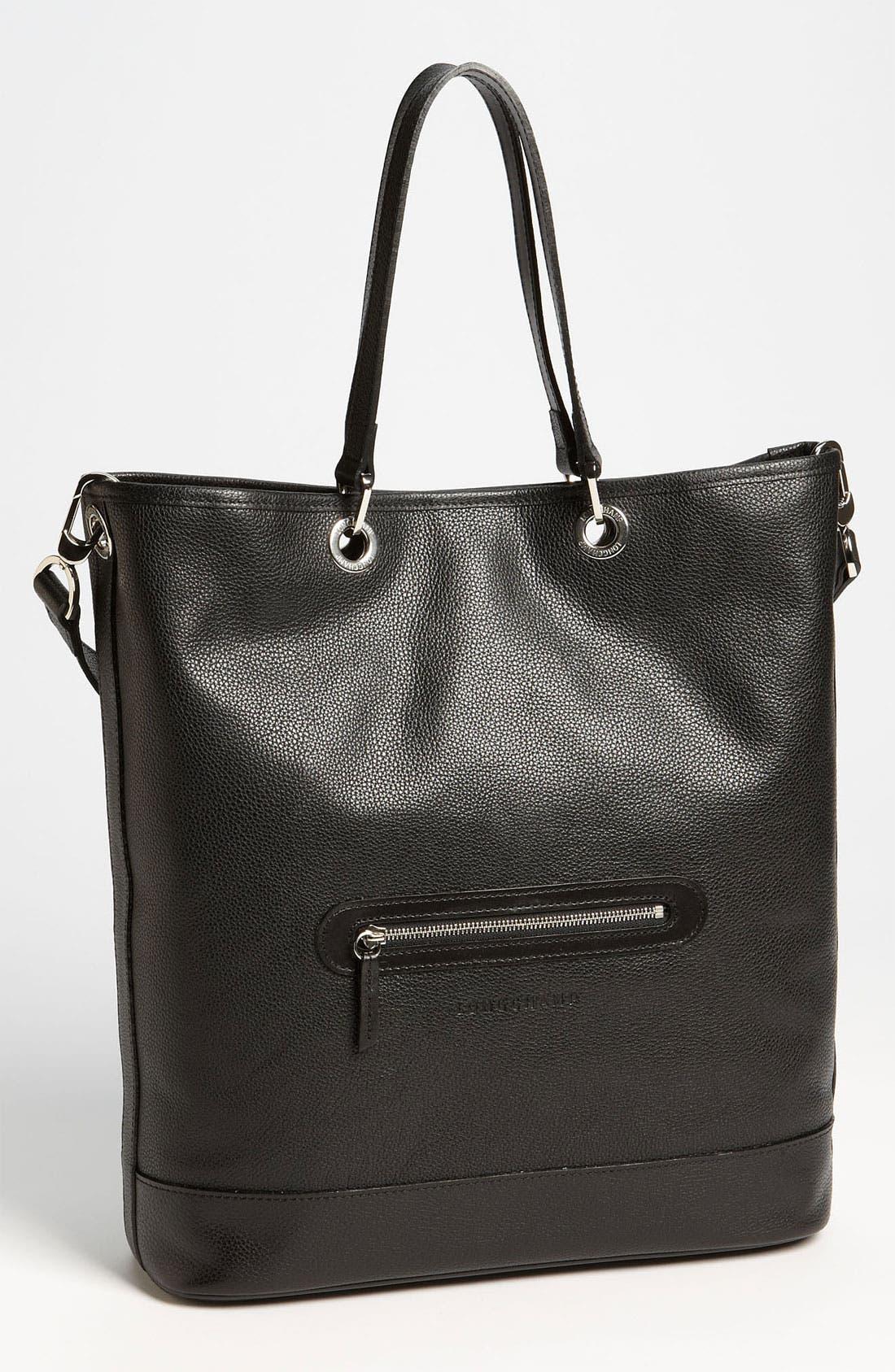 Main Image - Longchamp 'Veau Fouloneé' Leather Tote