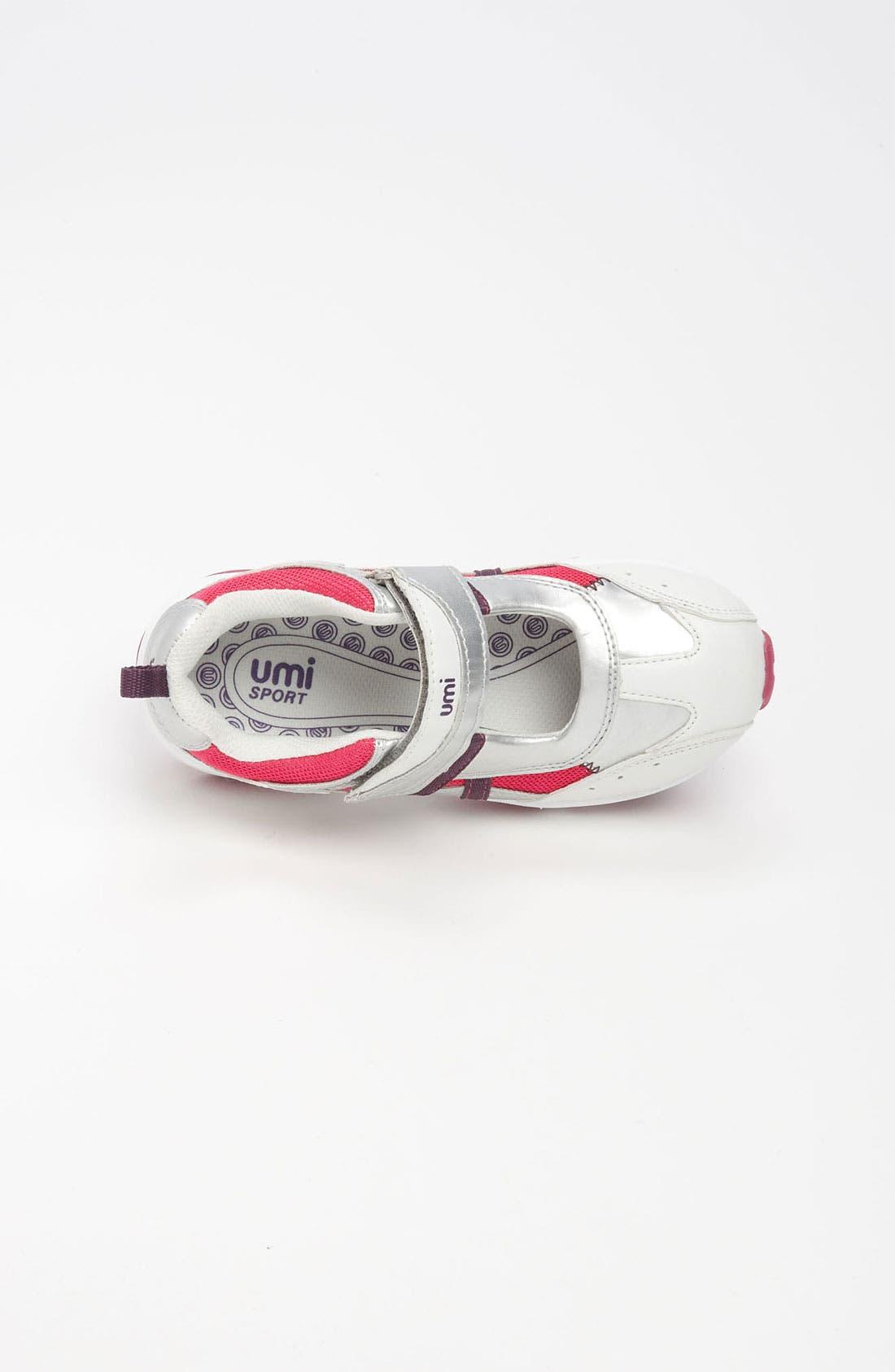 Alternate Image 3  - Umi 'Juli' Sneaker (Toddler, Little Kid & Big Kid)