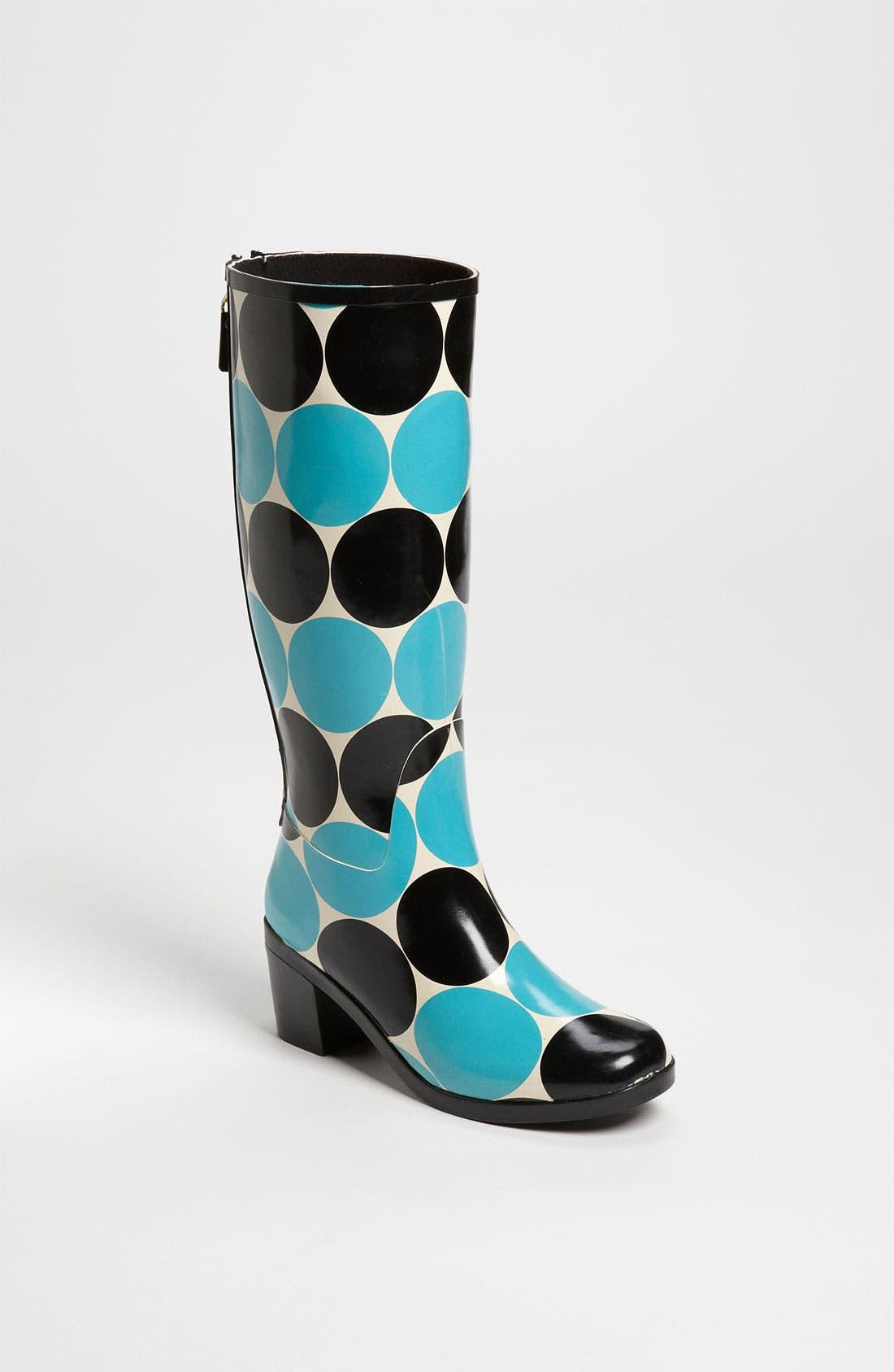 Alternate Image 1 Selected - kate spade new york 'rainey' rain boot (women)