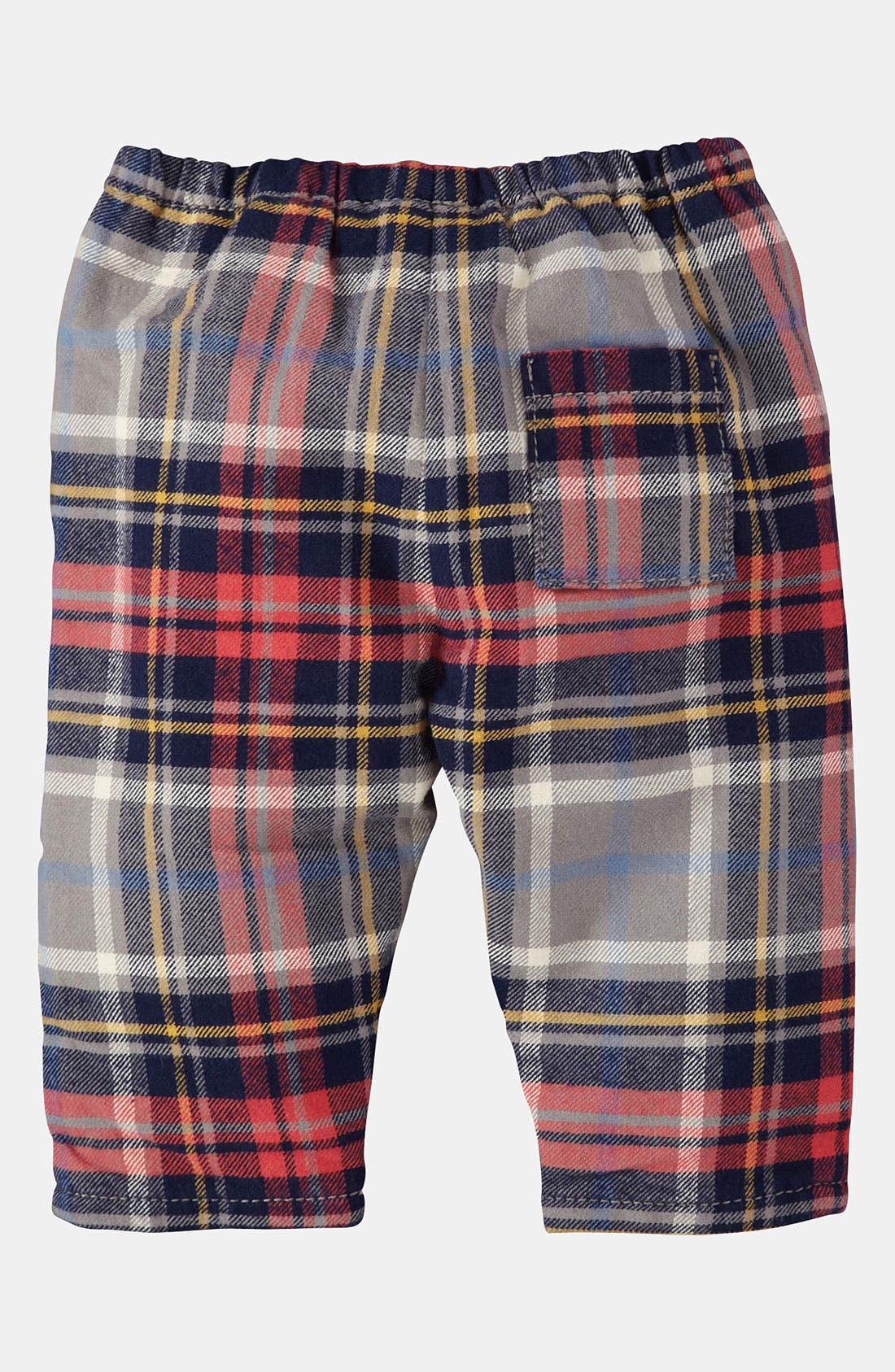 Alternate Image 2  - Mini Boden Lined Pants (Infant)