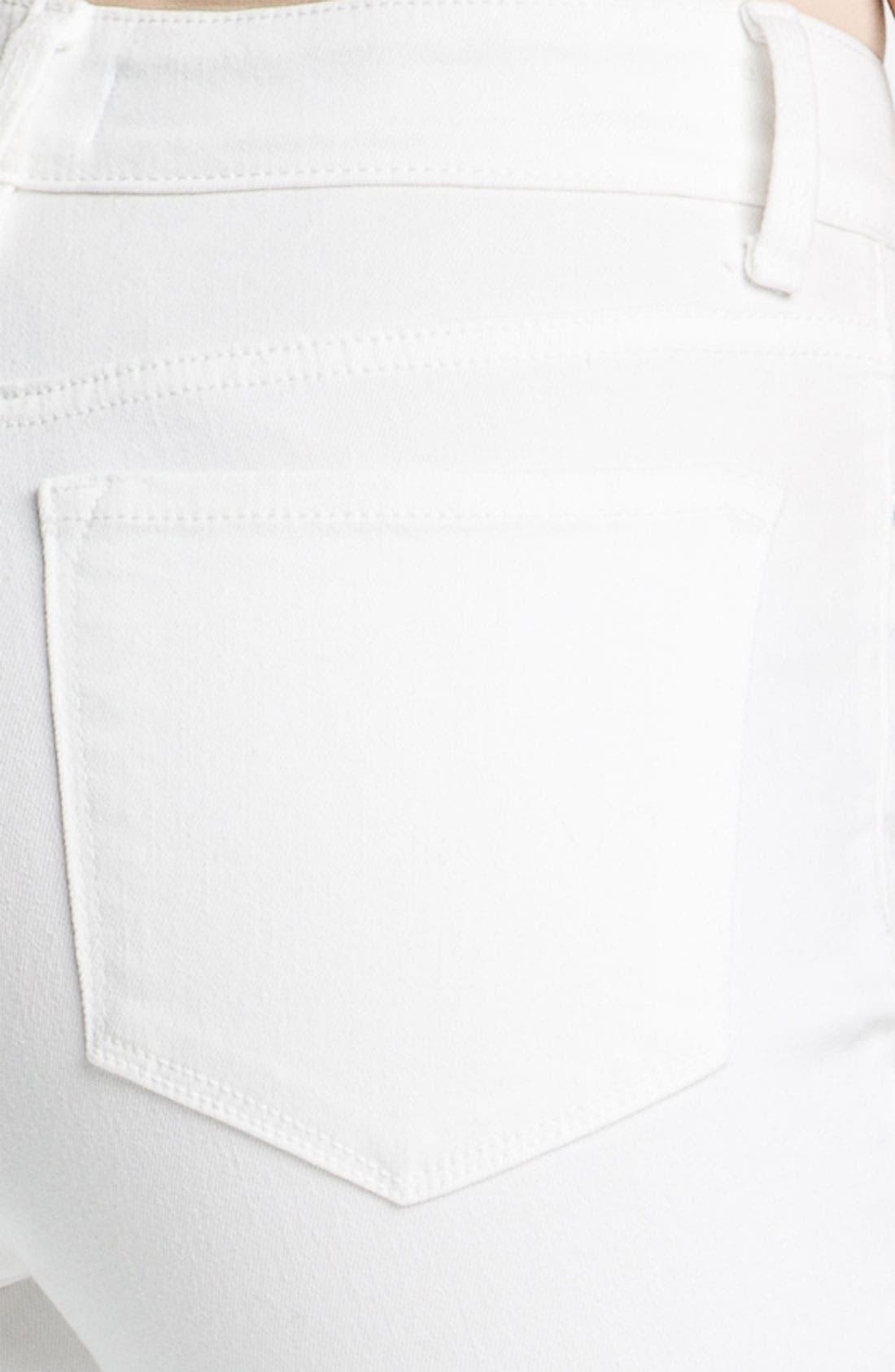 Alternate Image 3  - NYDJ 'Sheri' Skinny Stretch Jeans (Petite)