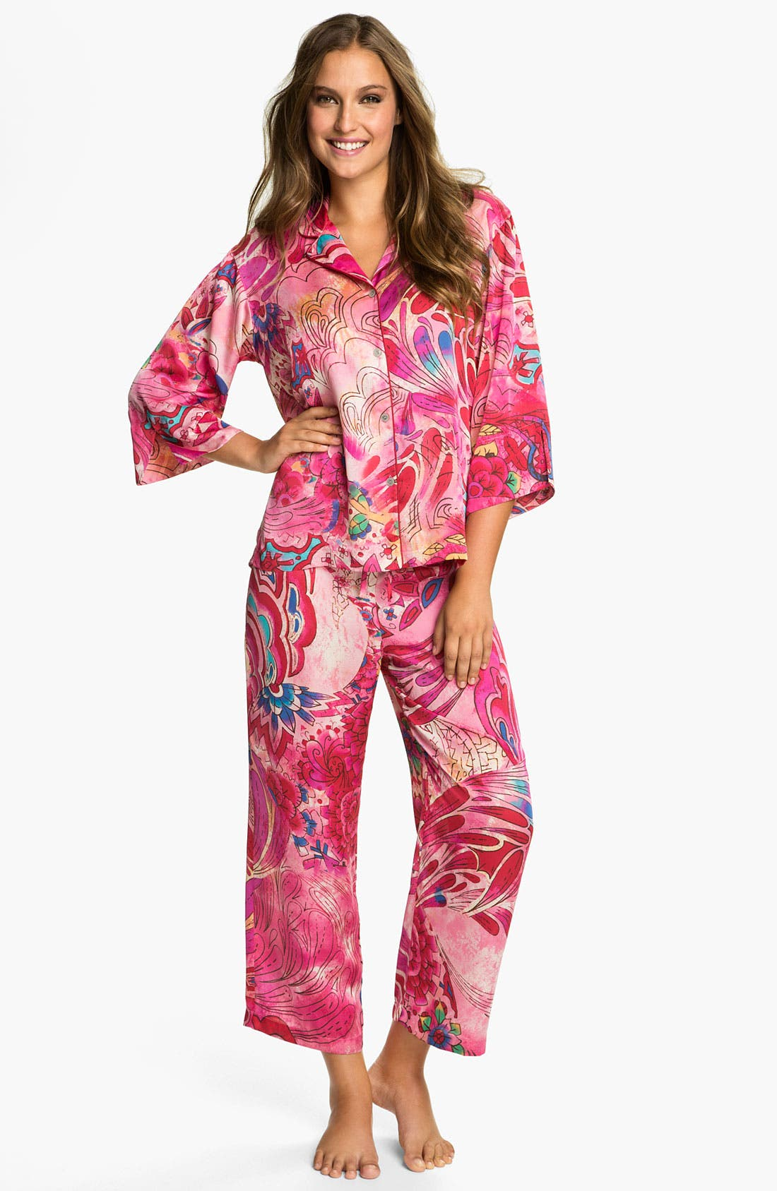 Alternate Image 1 Selected - Natori 'Kubilai' Pajamas