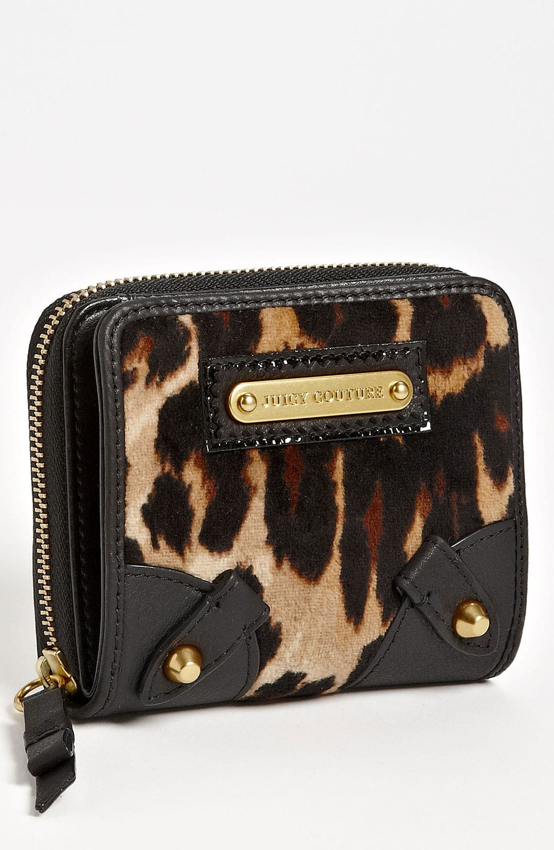 Alternate Image 1 Selected - Juicy Couture 'Wild Thing' French Wallet